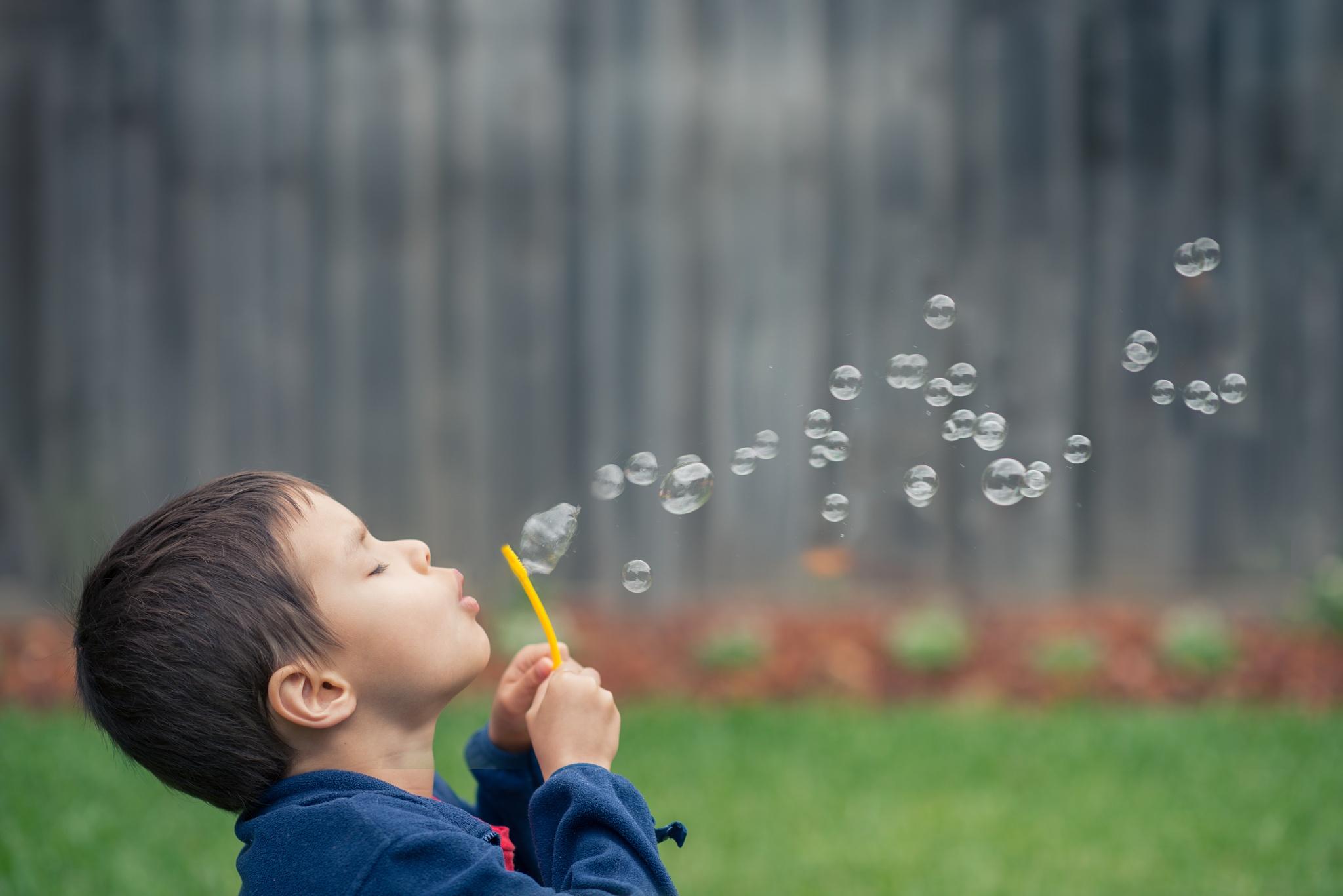 Bubbles by Brayden Howie