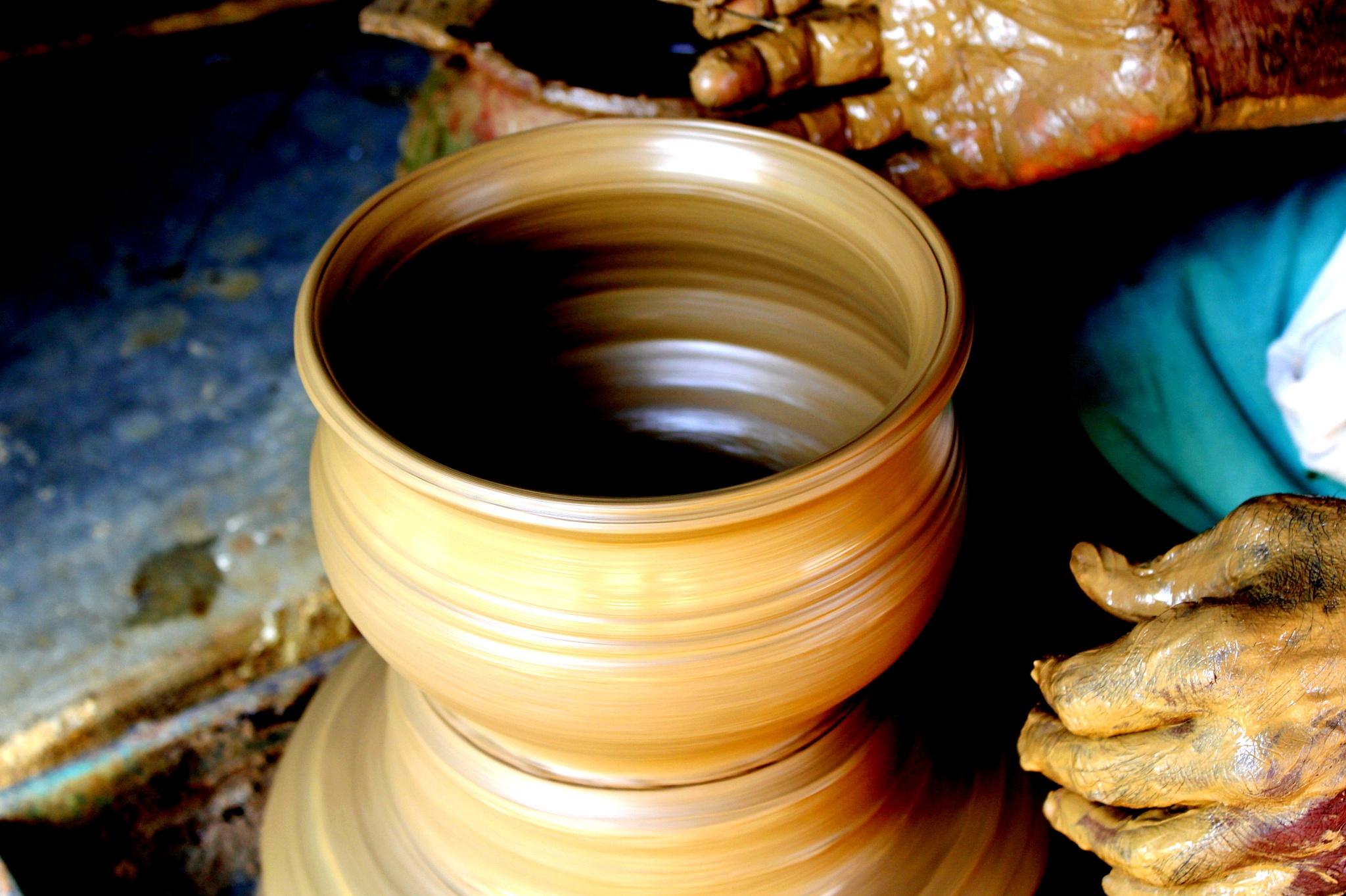 Pottery by Sayeeram Rengaraj
