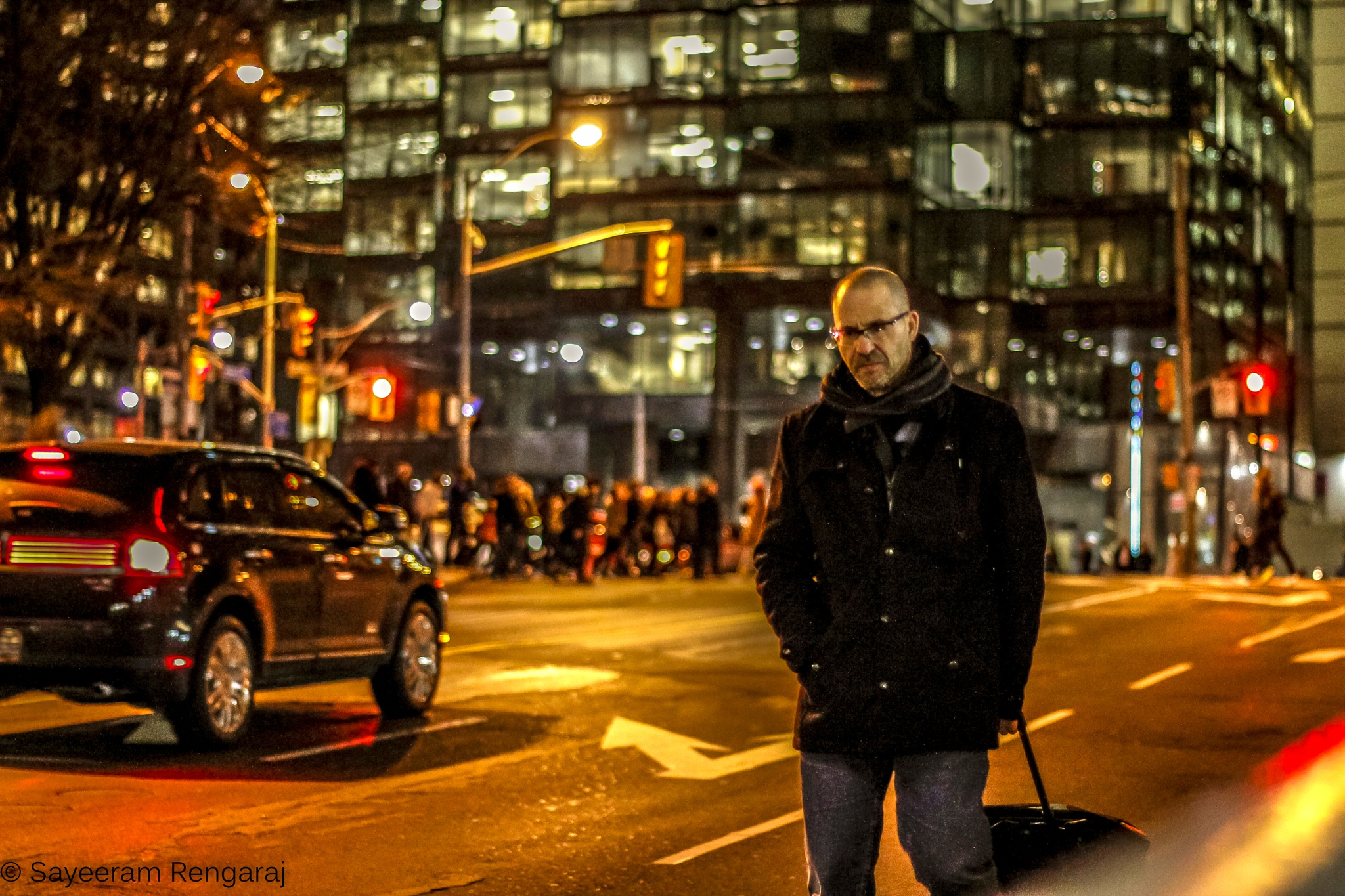 An Executive by Sayeeram Rengaraj