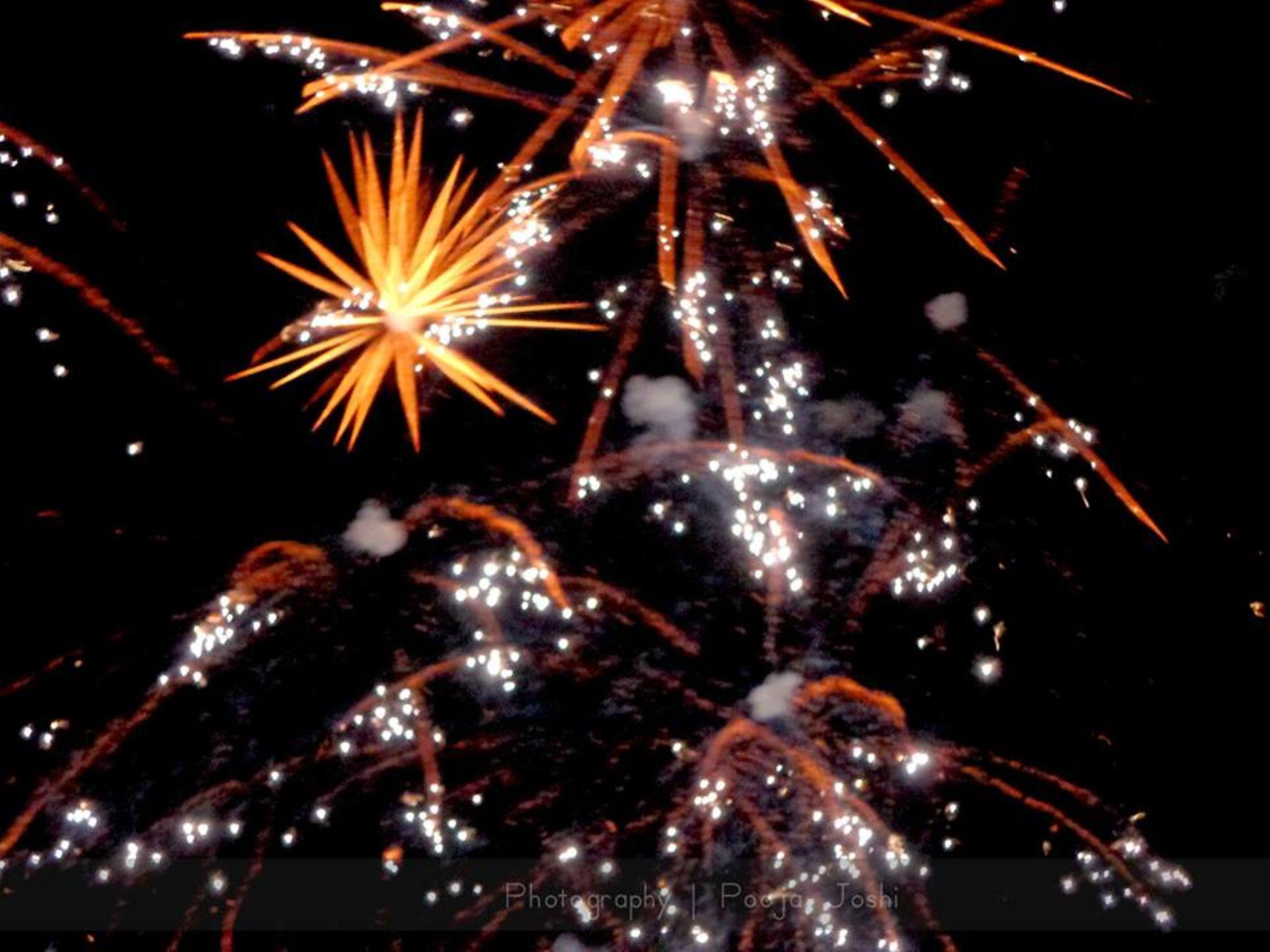 happy diwali  by poojii