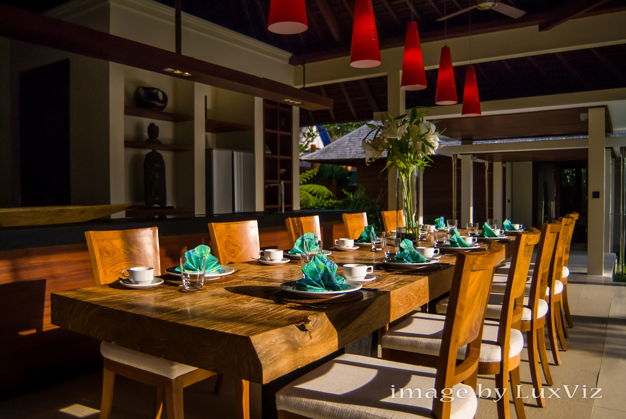 Bali Luxury Villa Photography - Astika Toyaning by Rick Carmichael