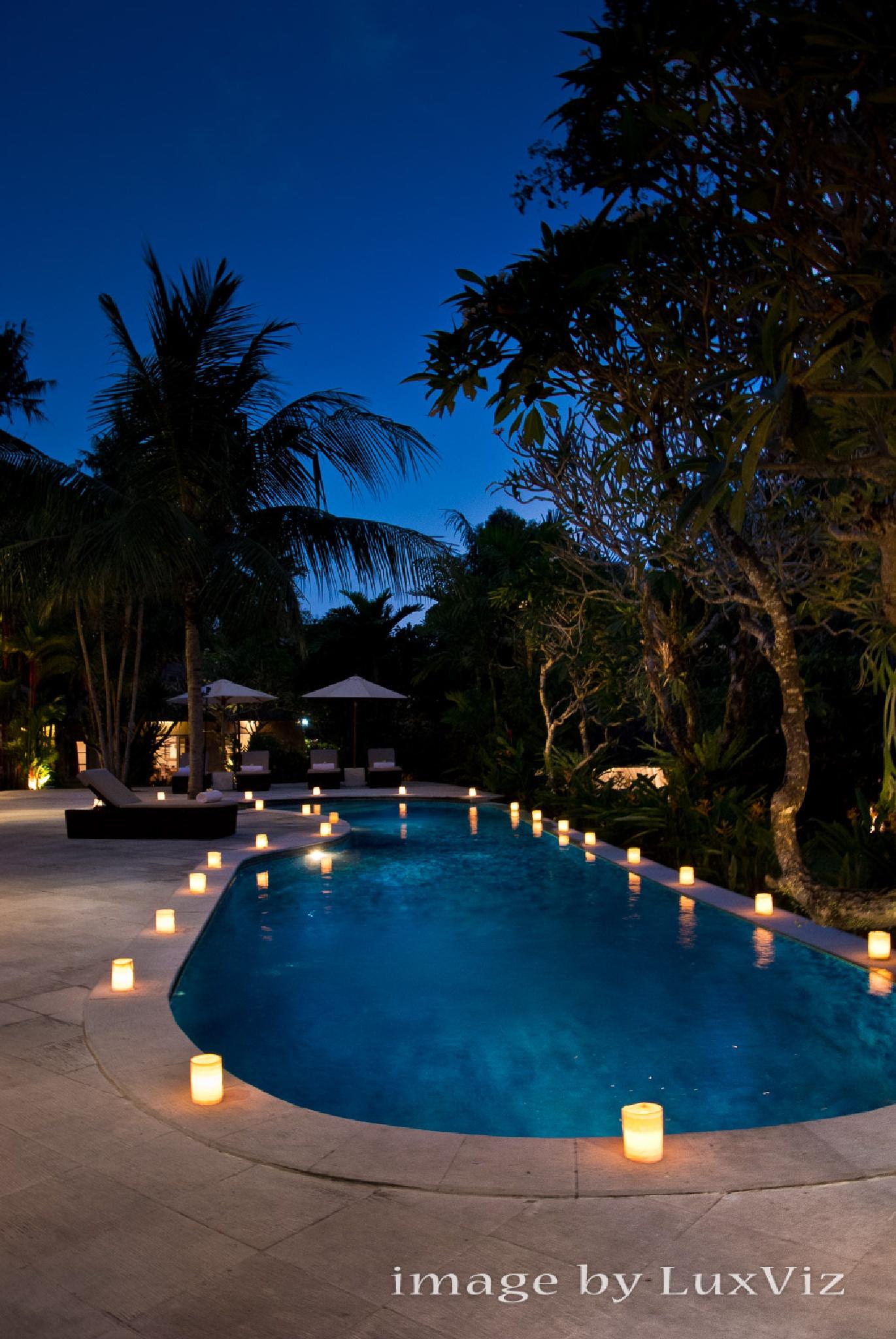 Bali Luxury Villa Photography - Banyan Estate by Rick Carmichael