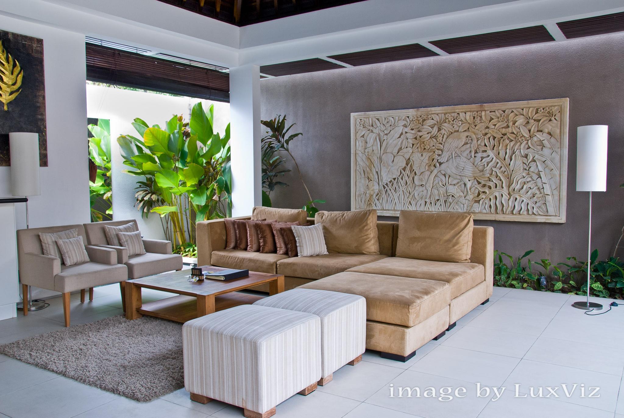 Bali Luxury Villa Photography - Chandra Villas by Rick Carmichael