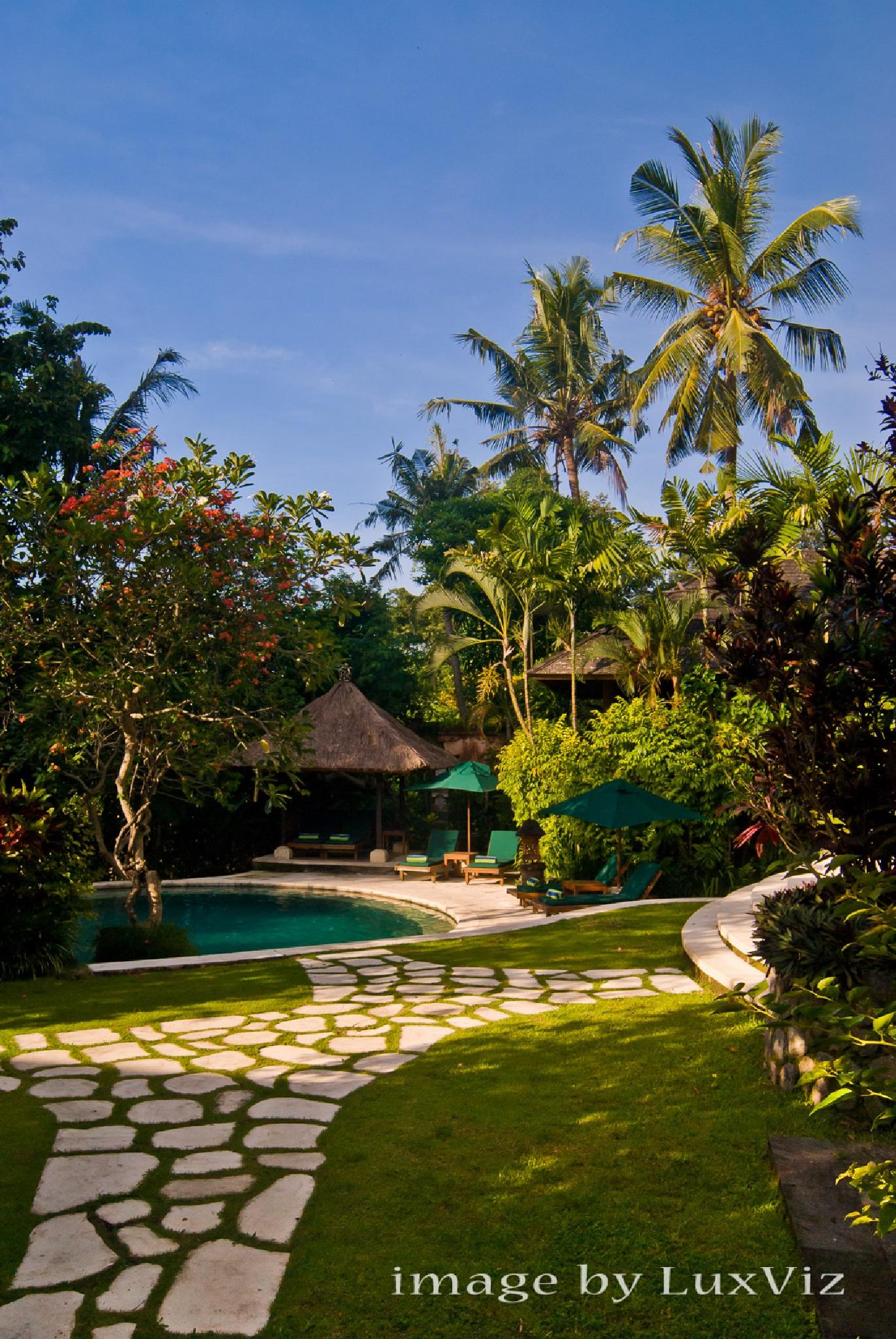 Bali Luxury Villa Photography - Villa Bougainvillea by LuxViz by Rick Carmichael