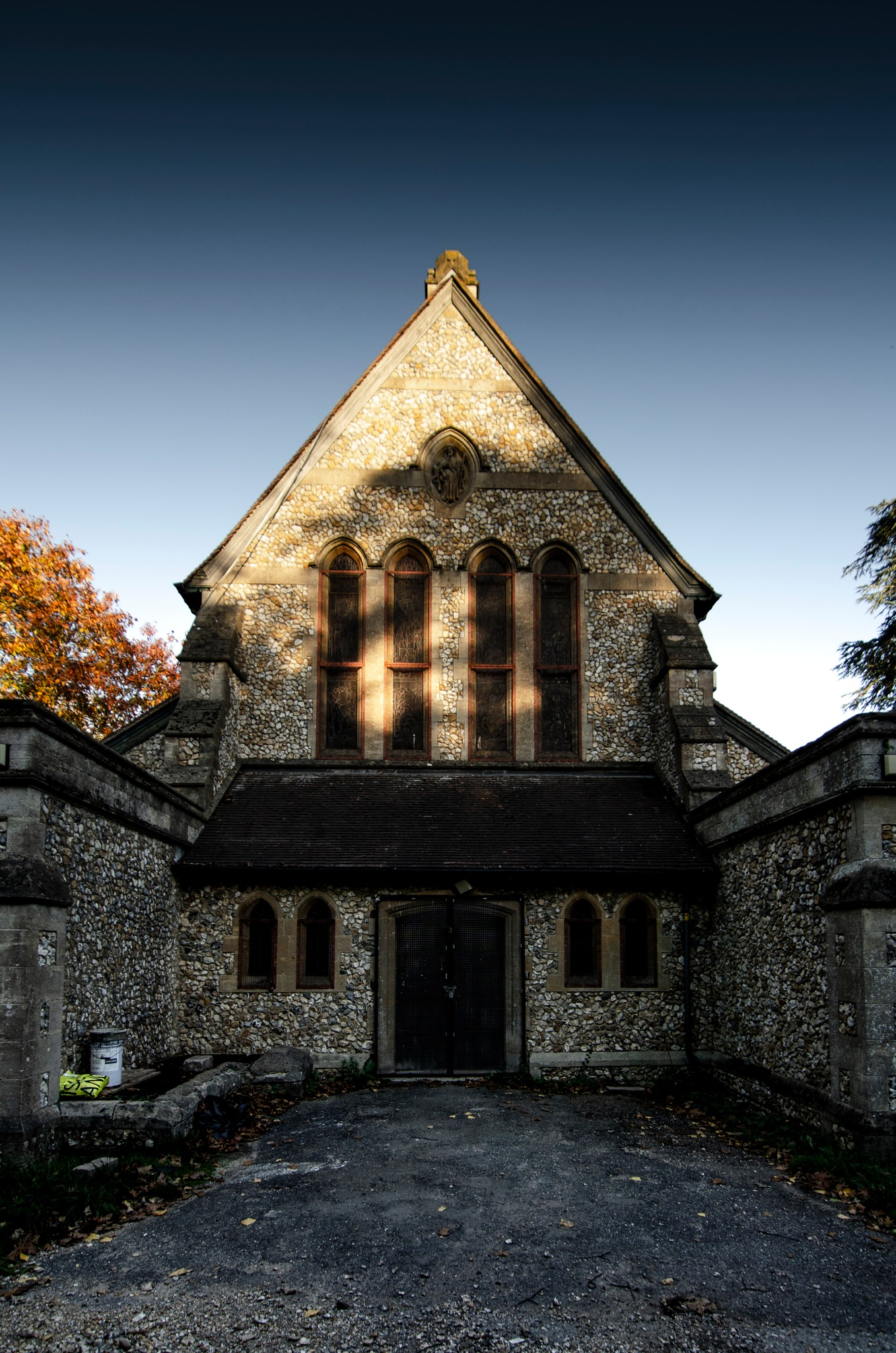 Swanfield Chapel Chichester by FranciscoRua