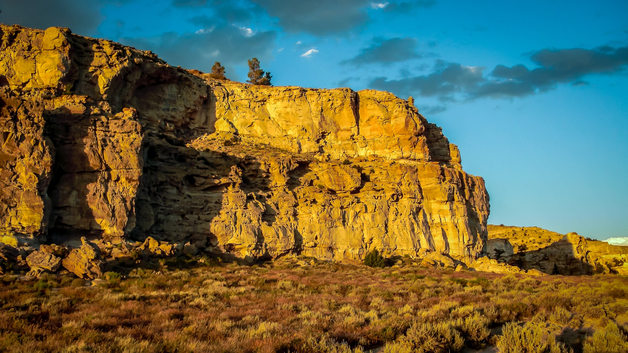 Red Desert, WY by Mark Lundy