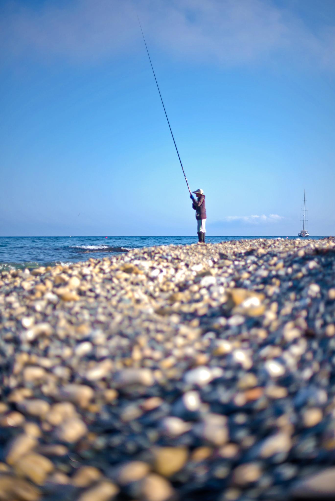 Fishing by ACIU ANDREEA IOANA