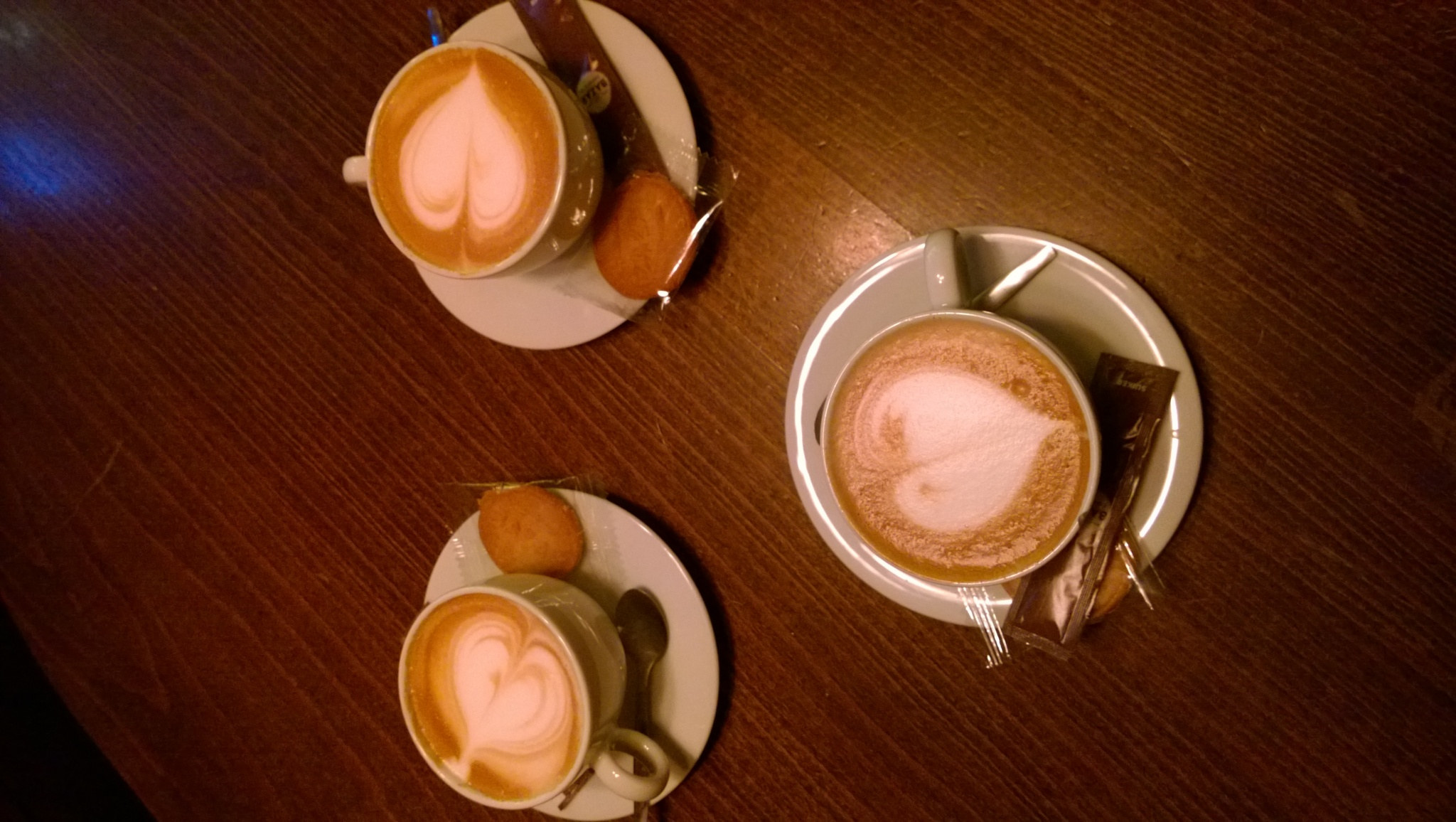 cappucino made with love by Yvonne Streefkerk
