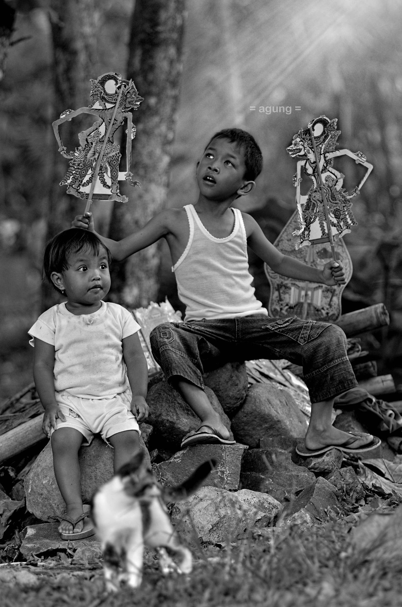 """play """" wayang kulit"""" by agungdku"""