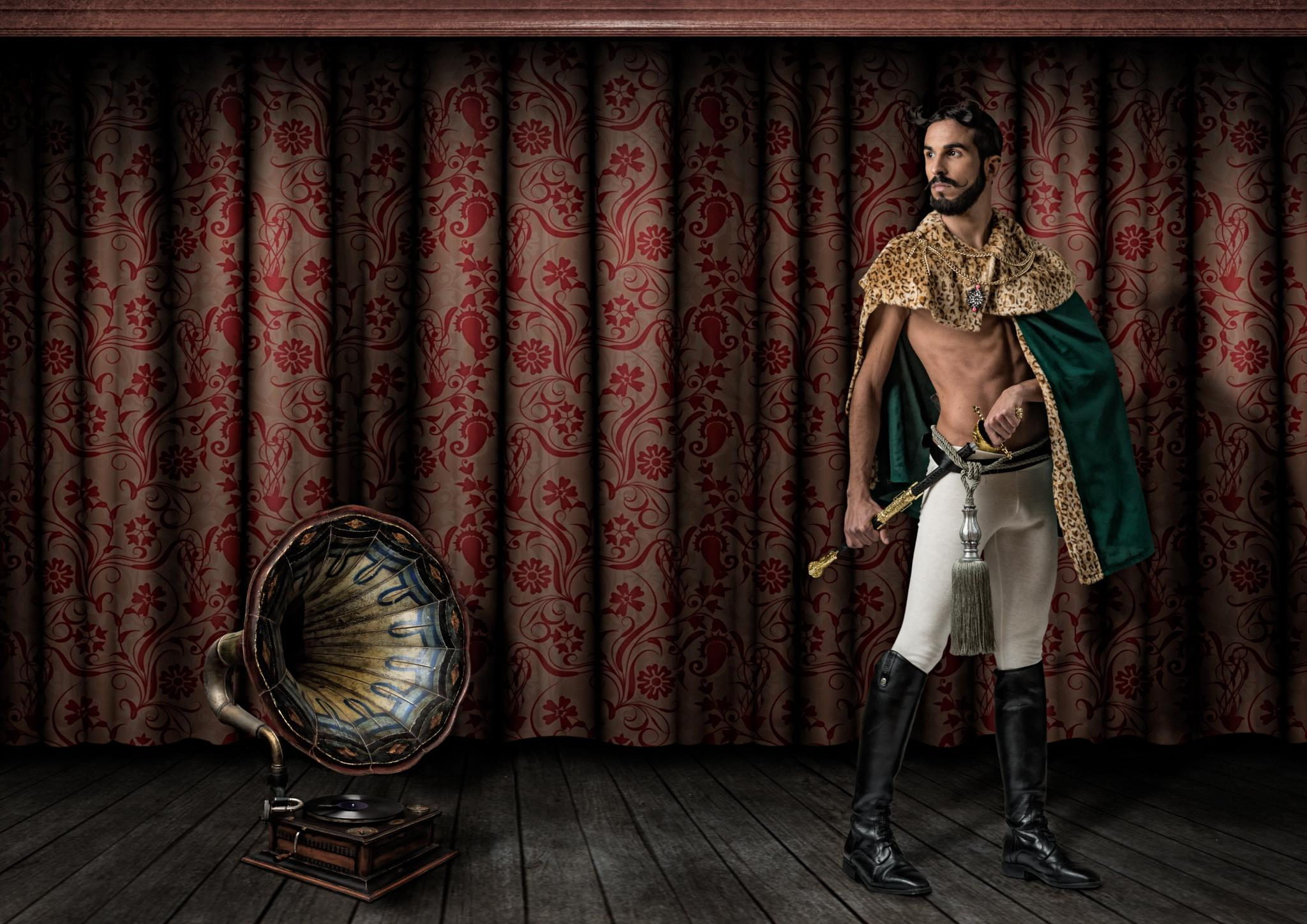 | King Lear | by Fernando Branquinho
