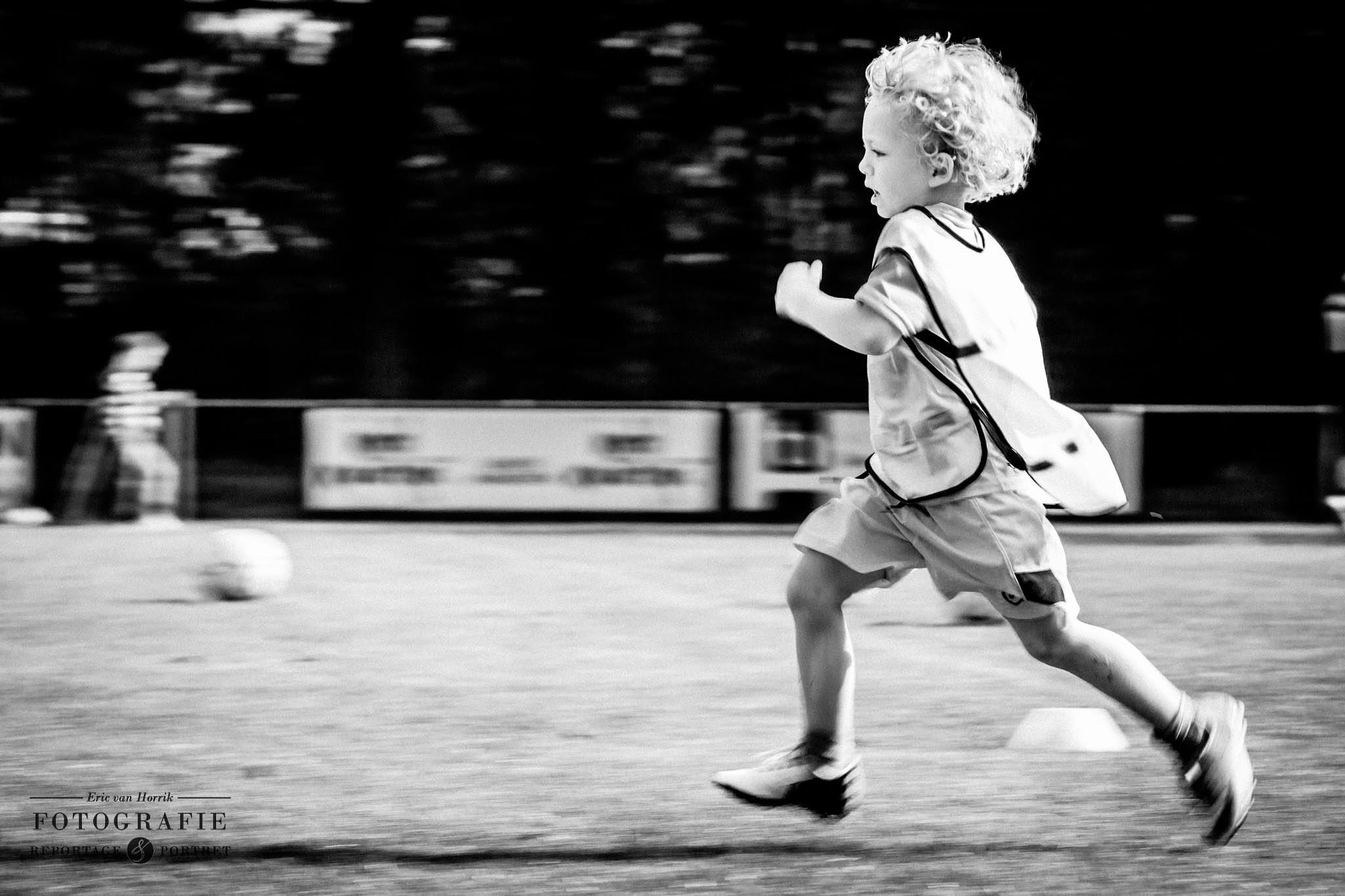 My Boy Playing Soccer! by evhorrik