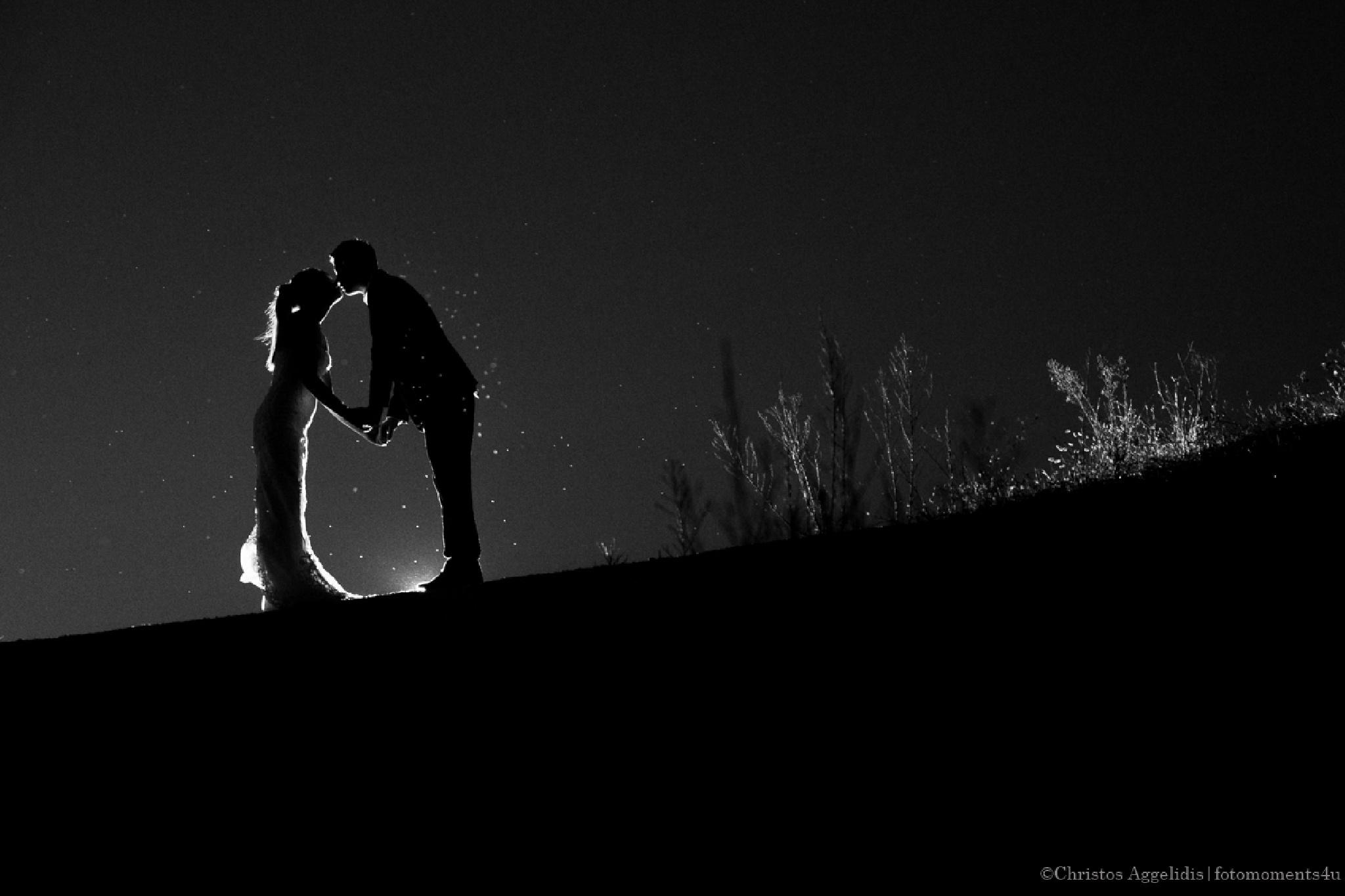 Shadows of love by Christos Aggelidis