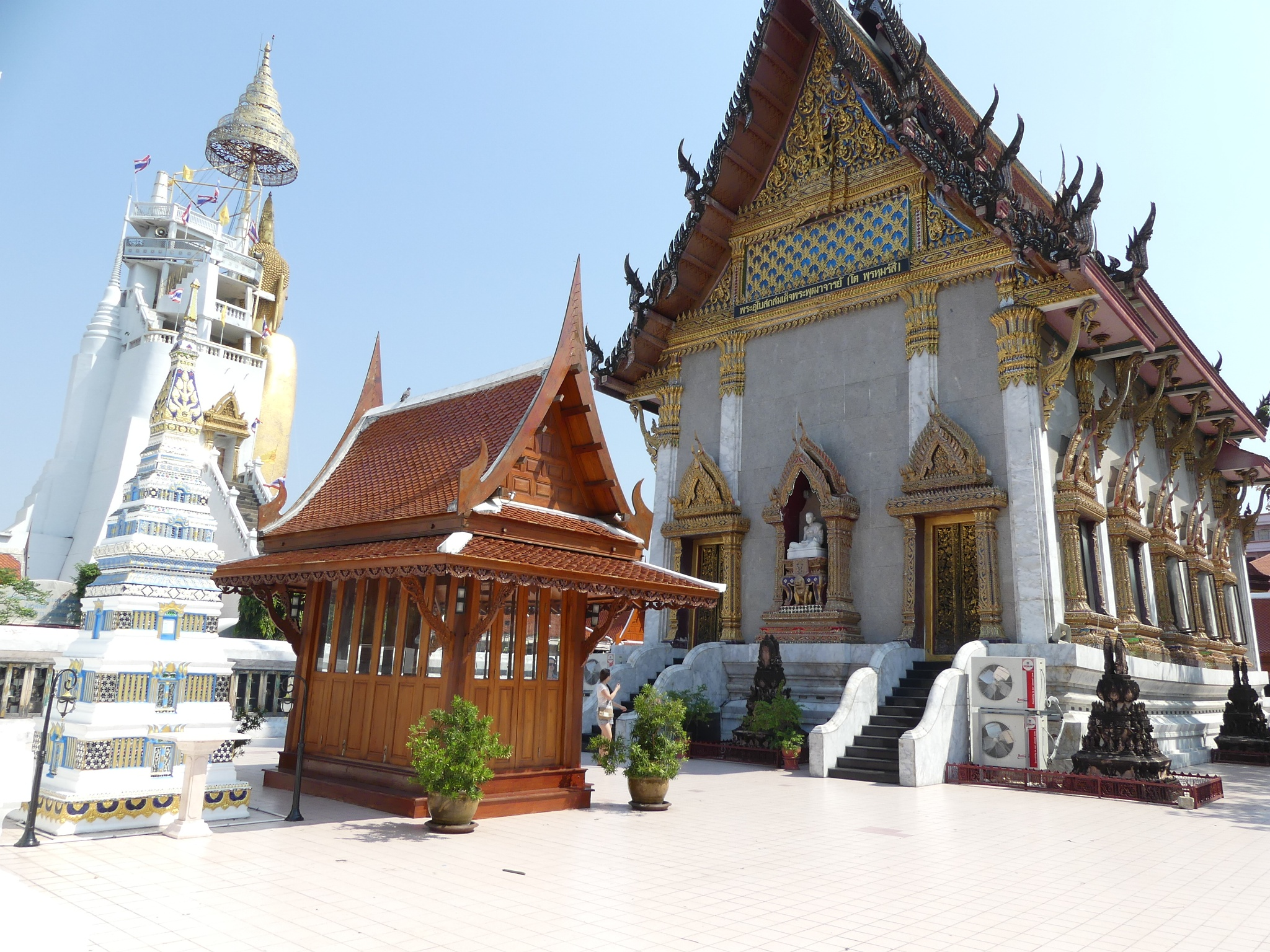 Photo in Travel #temple #buddha #bangkok #thailand #travel