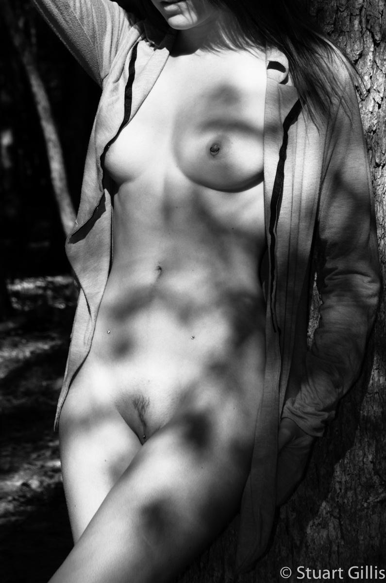 Photo in Fine Art #nude #girl #b&w #shadows