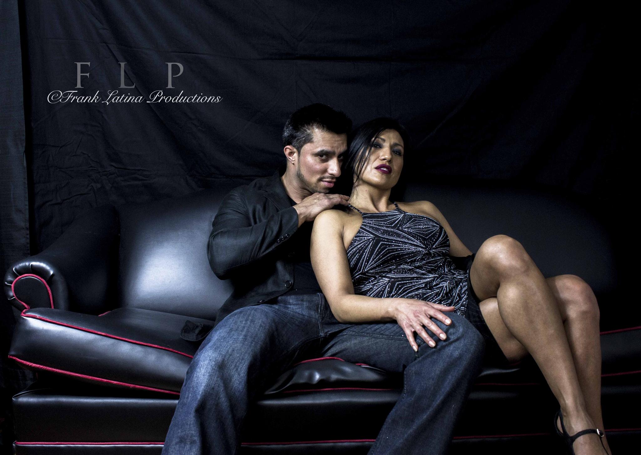 Melinda & Carlos  by Frank Latina