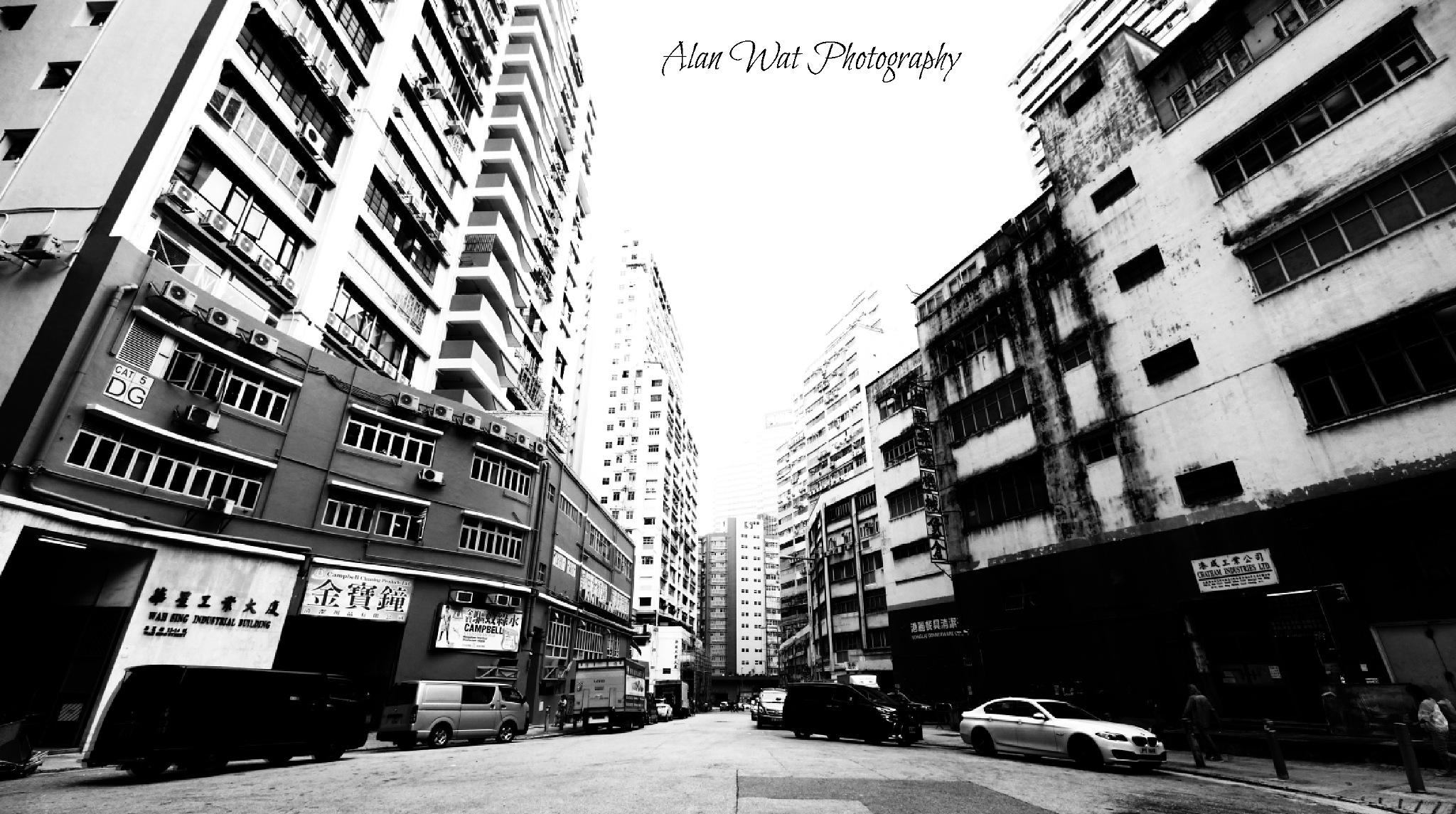 Untitled by Alan Wat