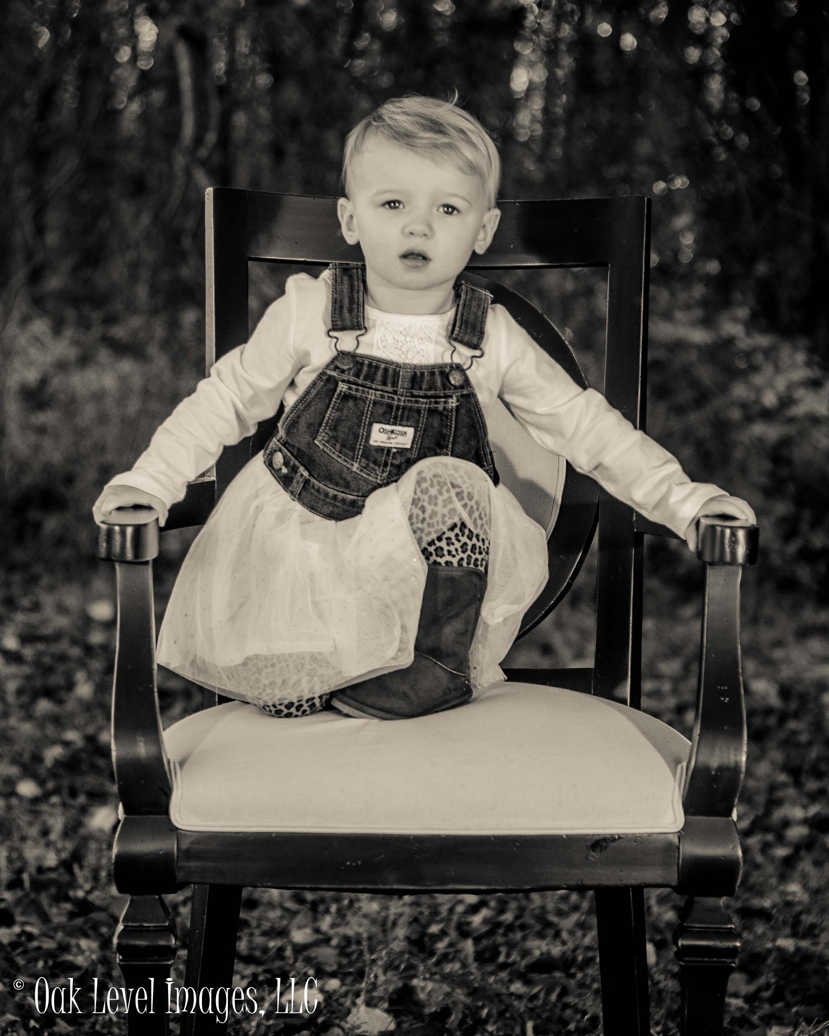 Toddler Chair by oaklevelimages
