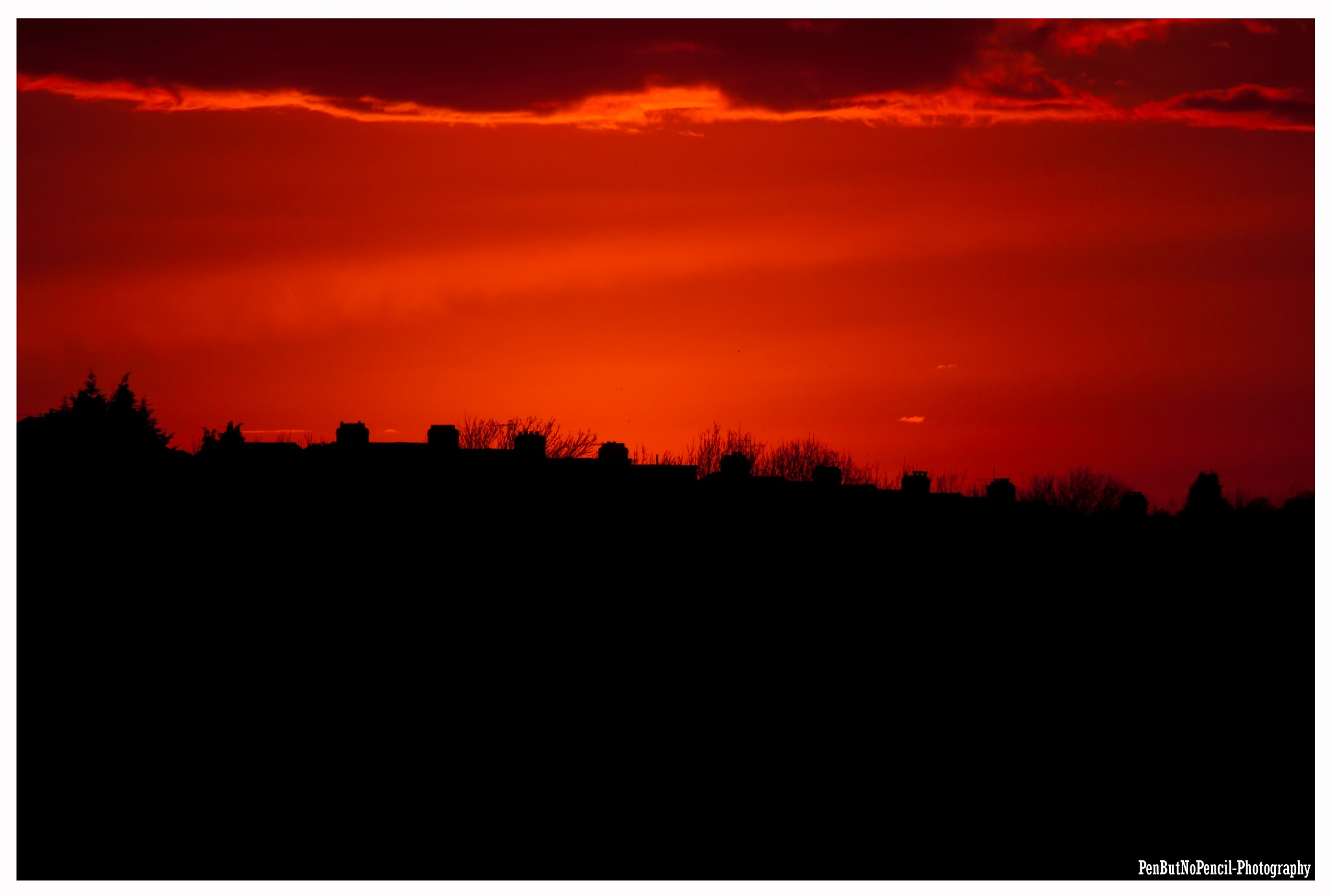 'Blood Sunset' by Trev