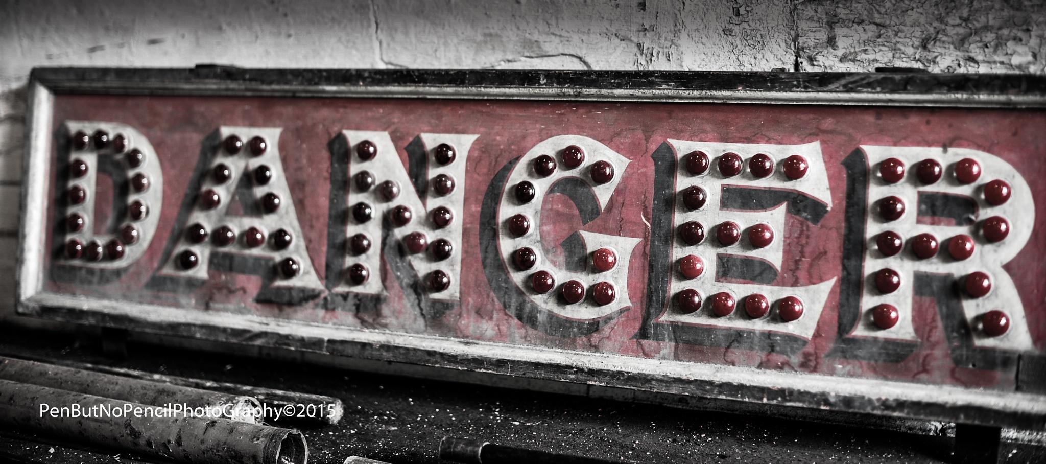 Danger! by Trev
