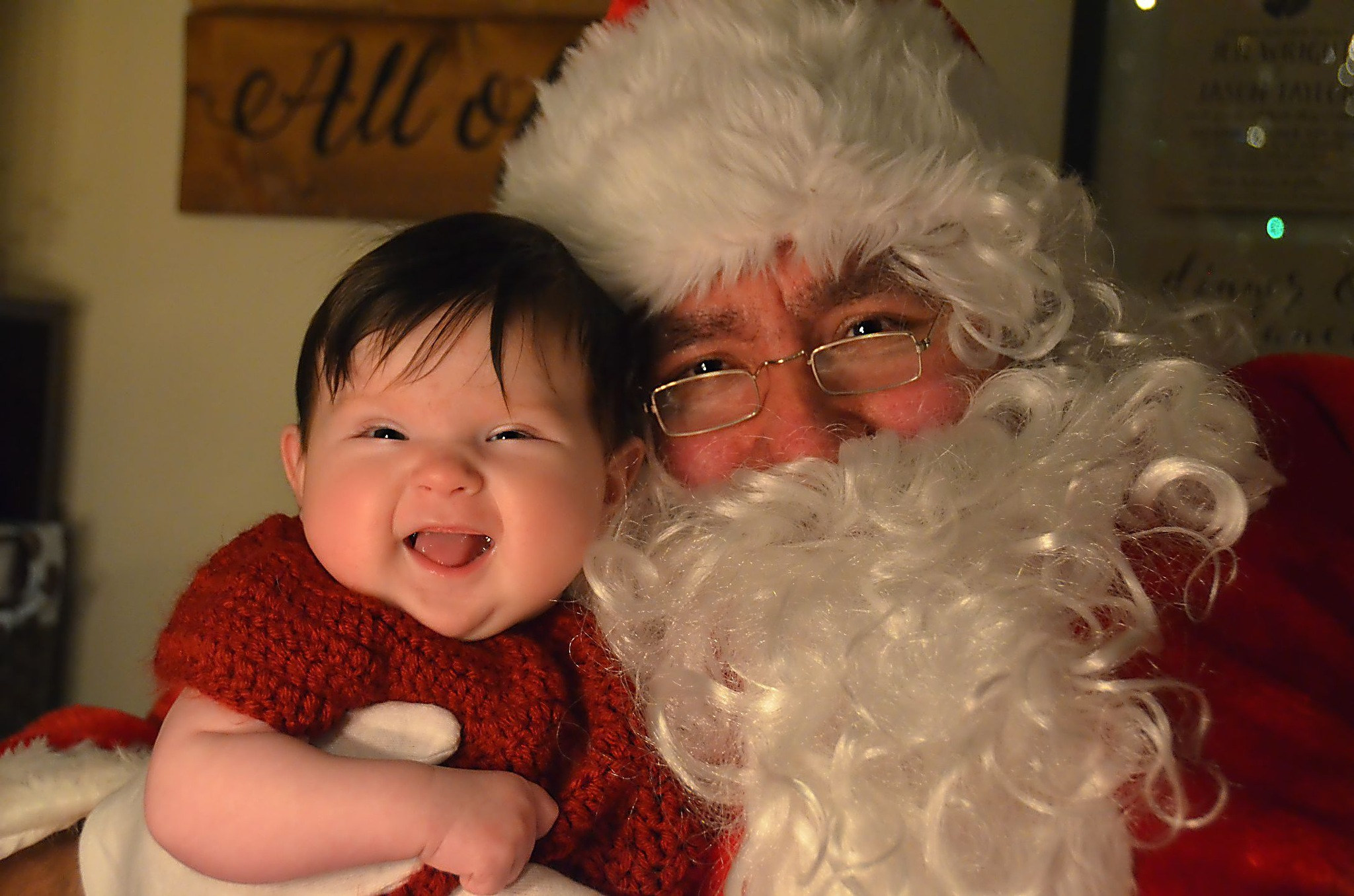 Baby's 1st Christmas by Sheri Reed