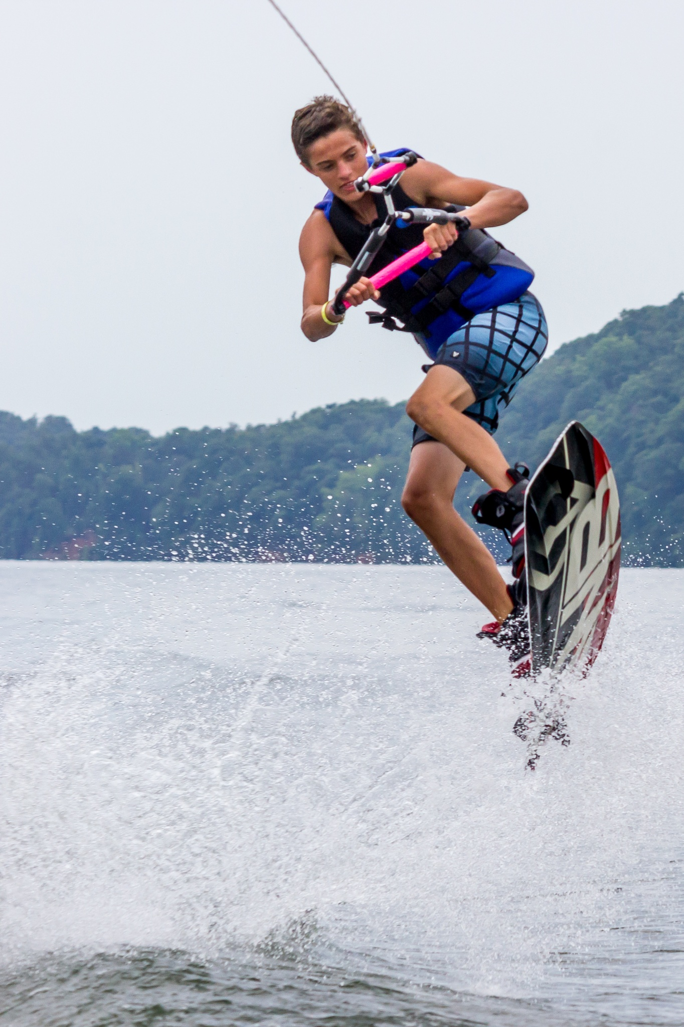 Wakeboarder by manofhg