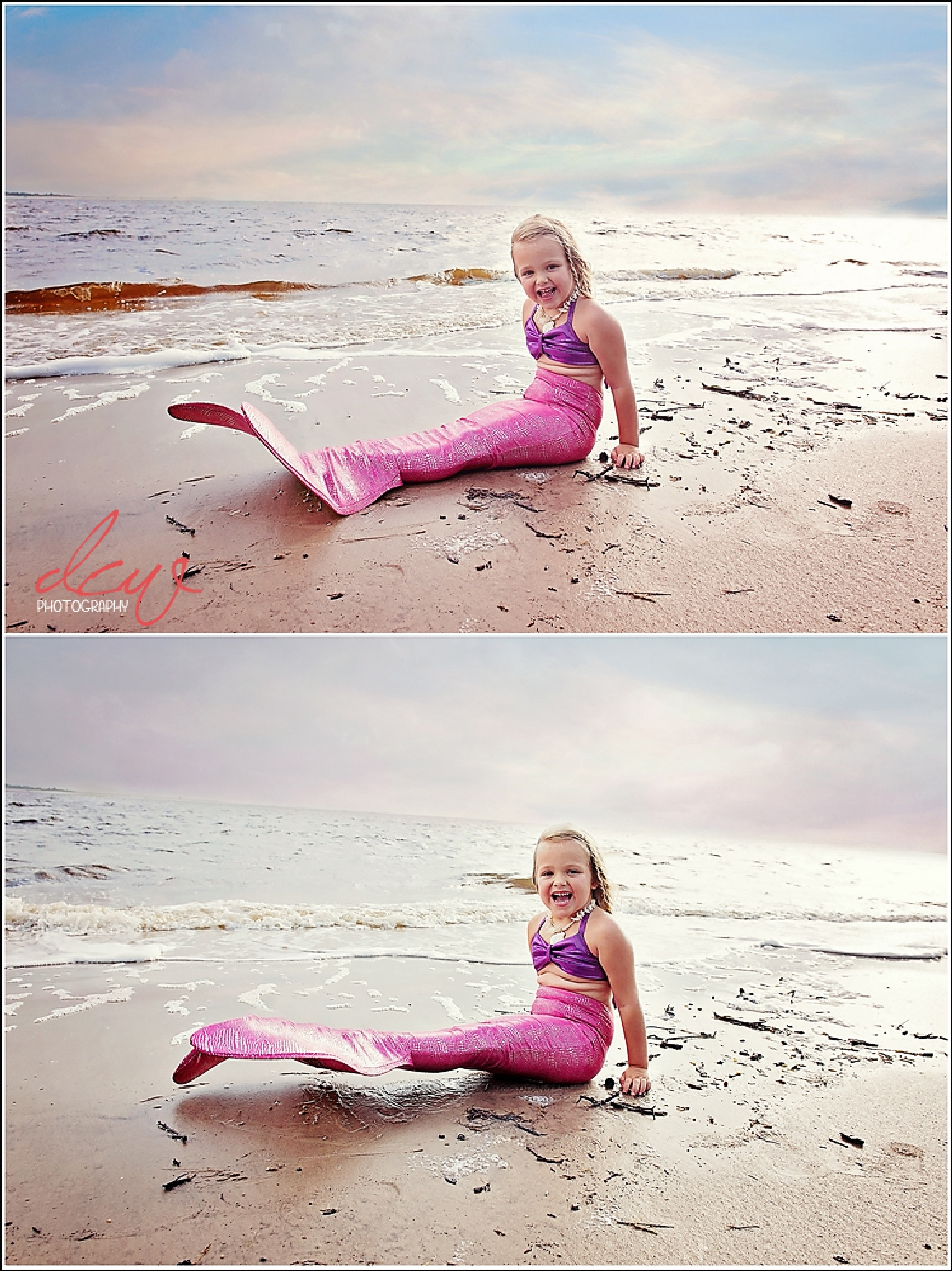 Mermaid Minis by Diona Williams