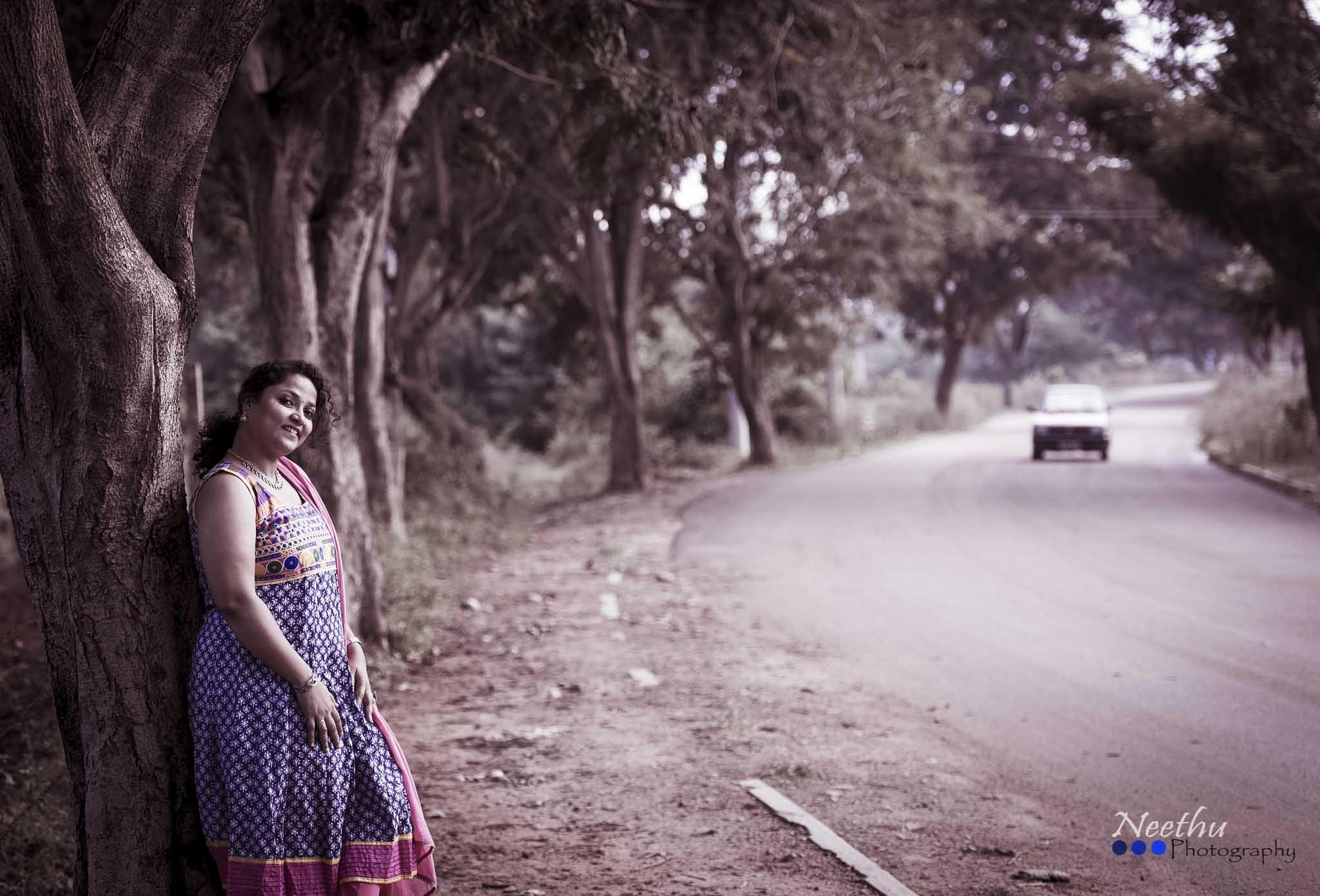 Twilight evening by Neetha MH