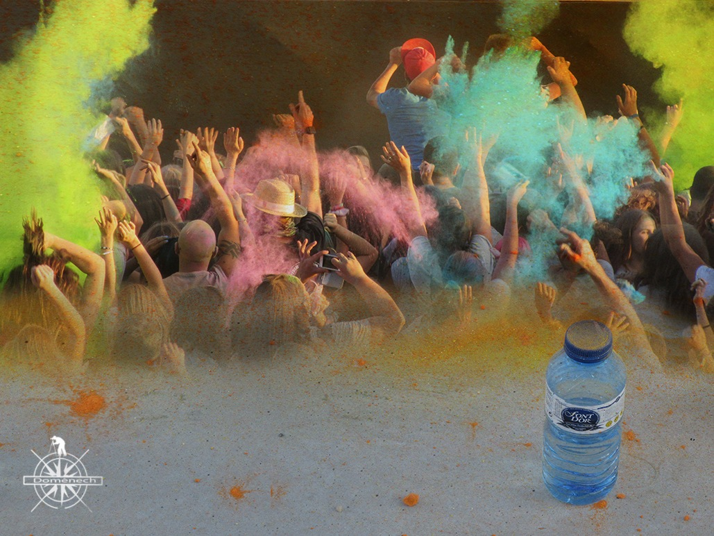 Holi party by jesusdomenechfont9