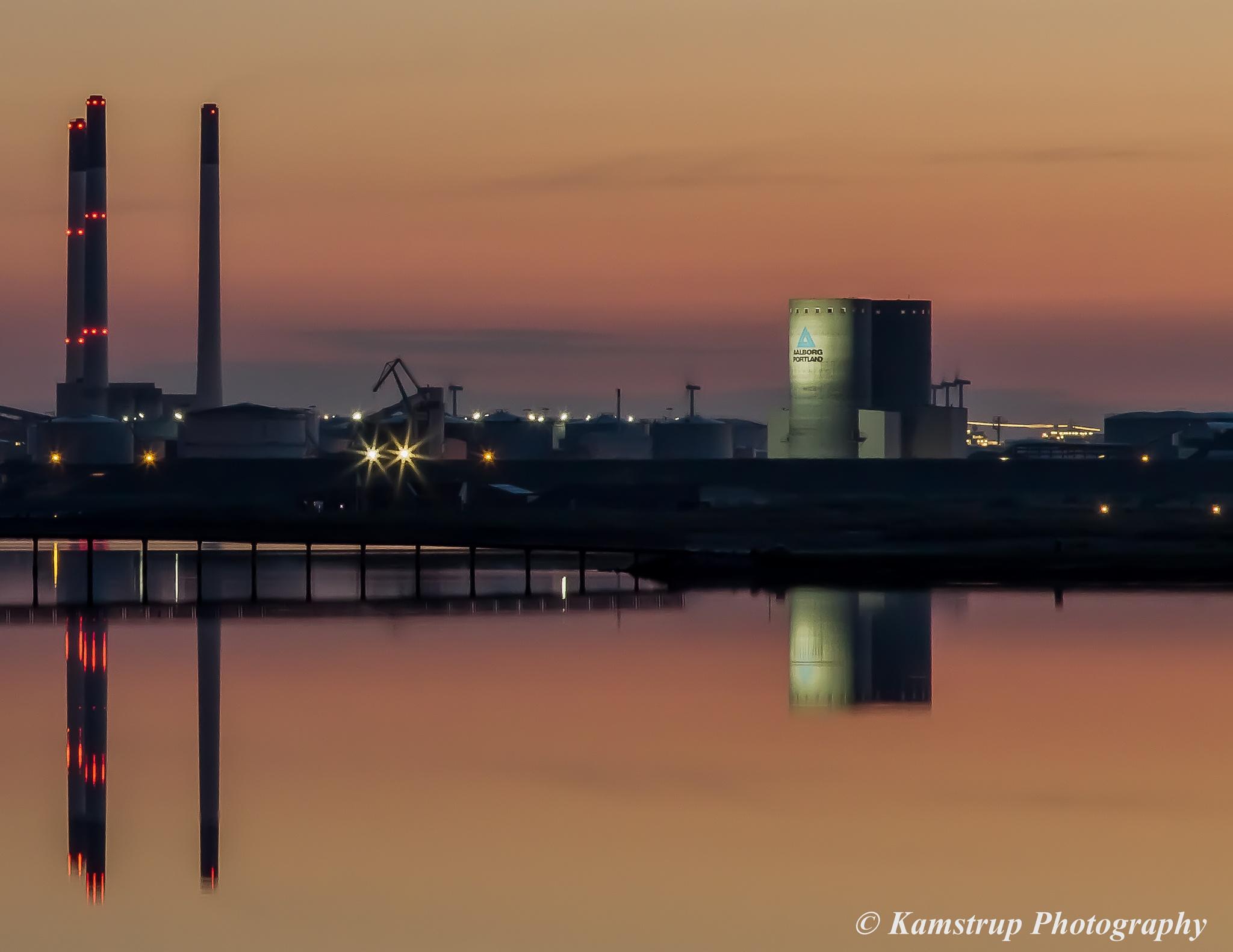 New day by Ole Kamstrup Jakobsen