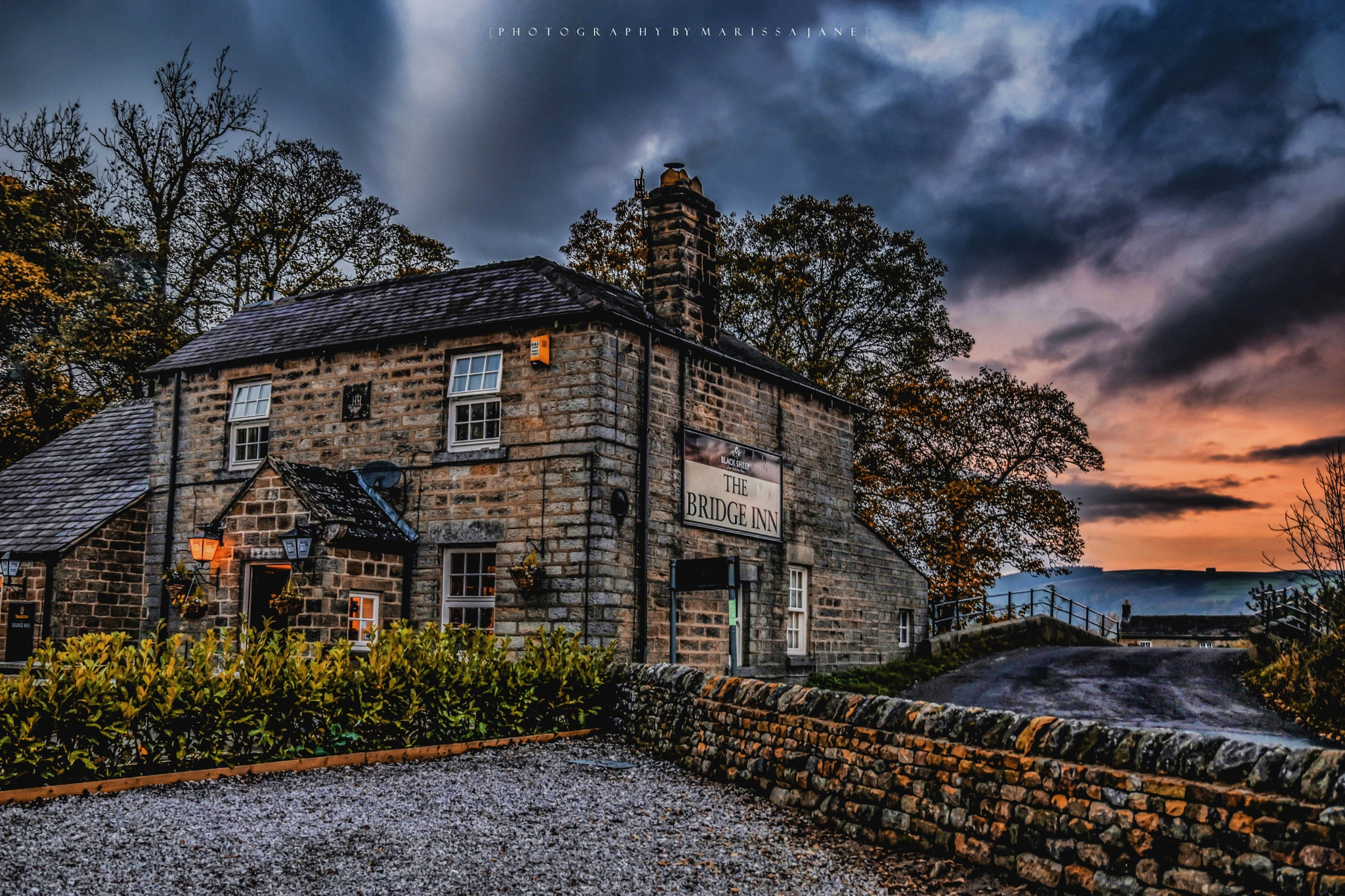 Country Pub HDR by MarissaJane