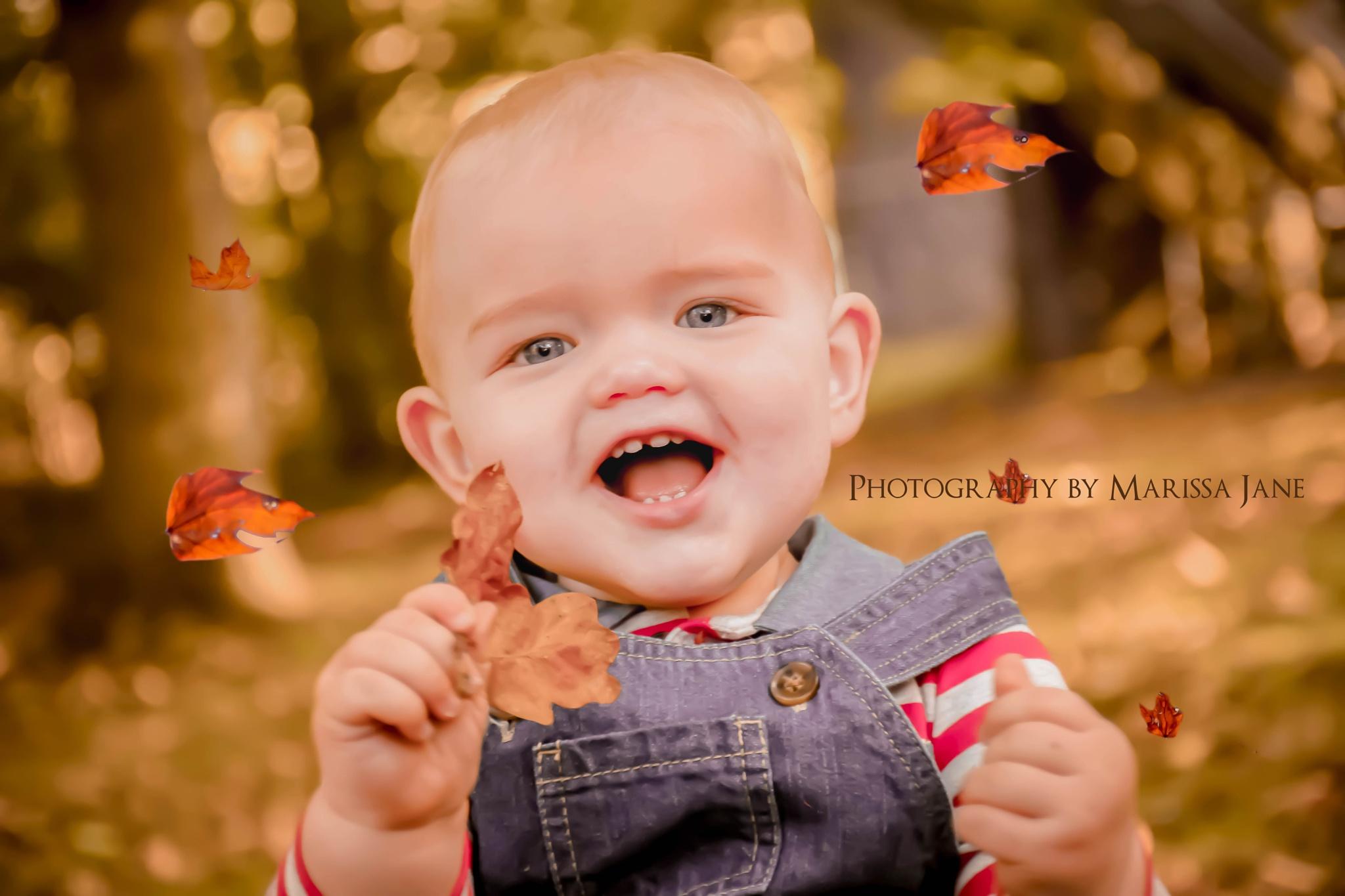 Autumn Beauty  by MarissaJane