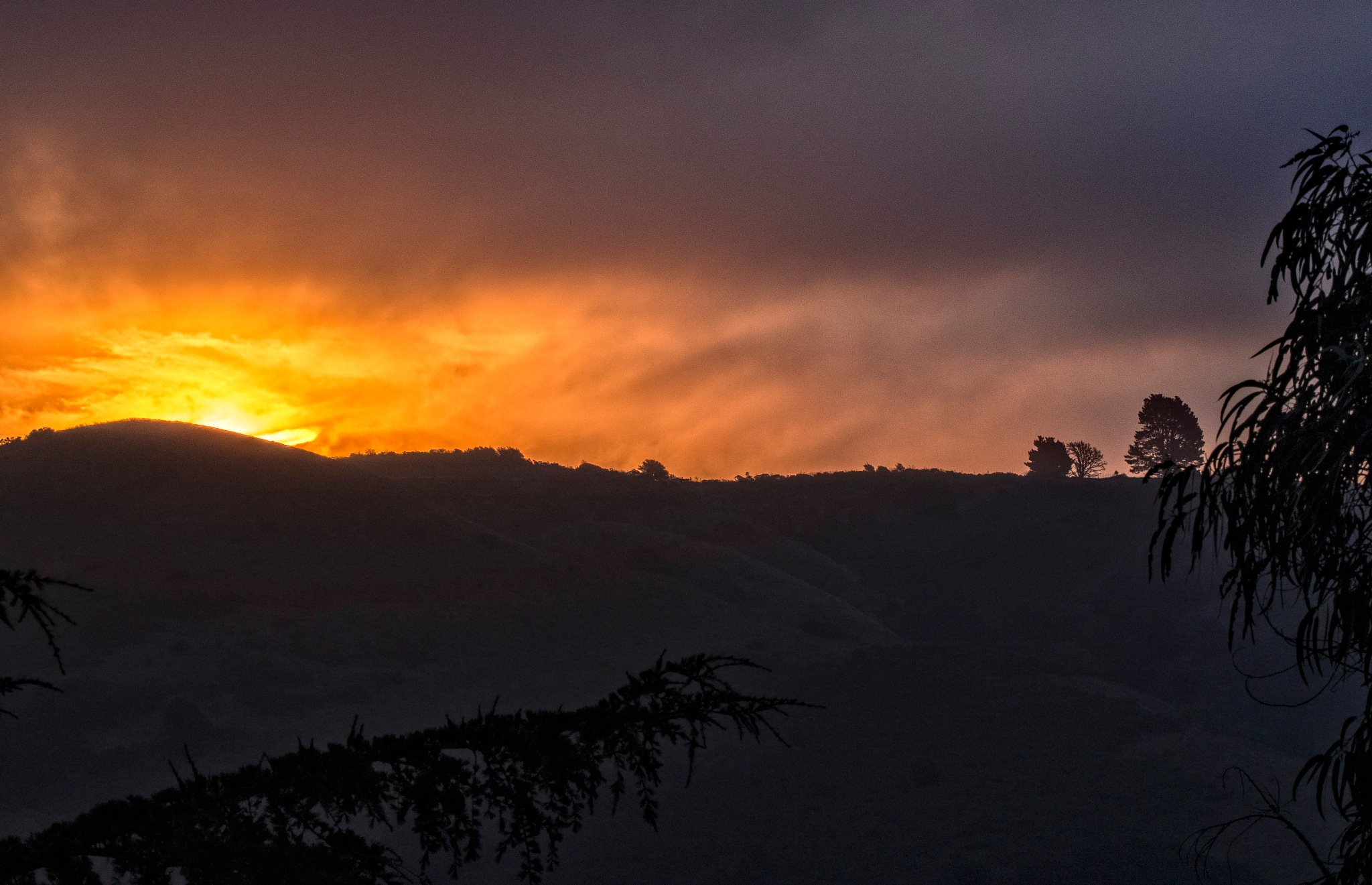 Sunrise from the Decrepit Deck by photocoach