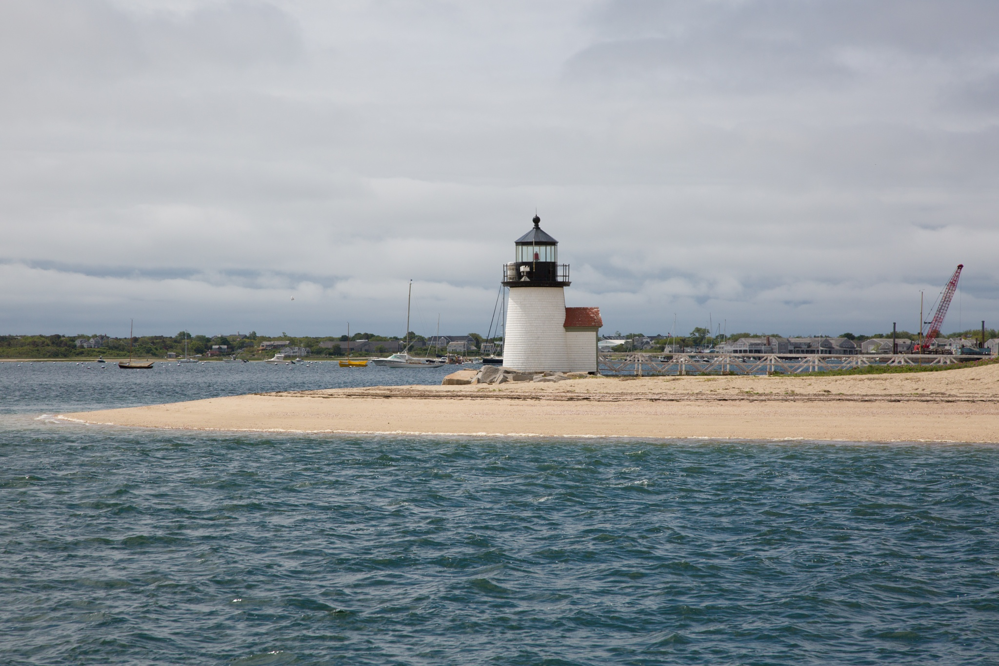 Nantucket Lighthouse by Robert White