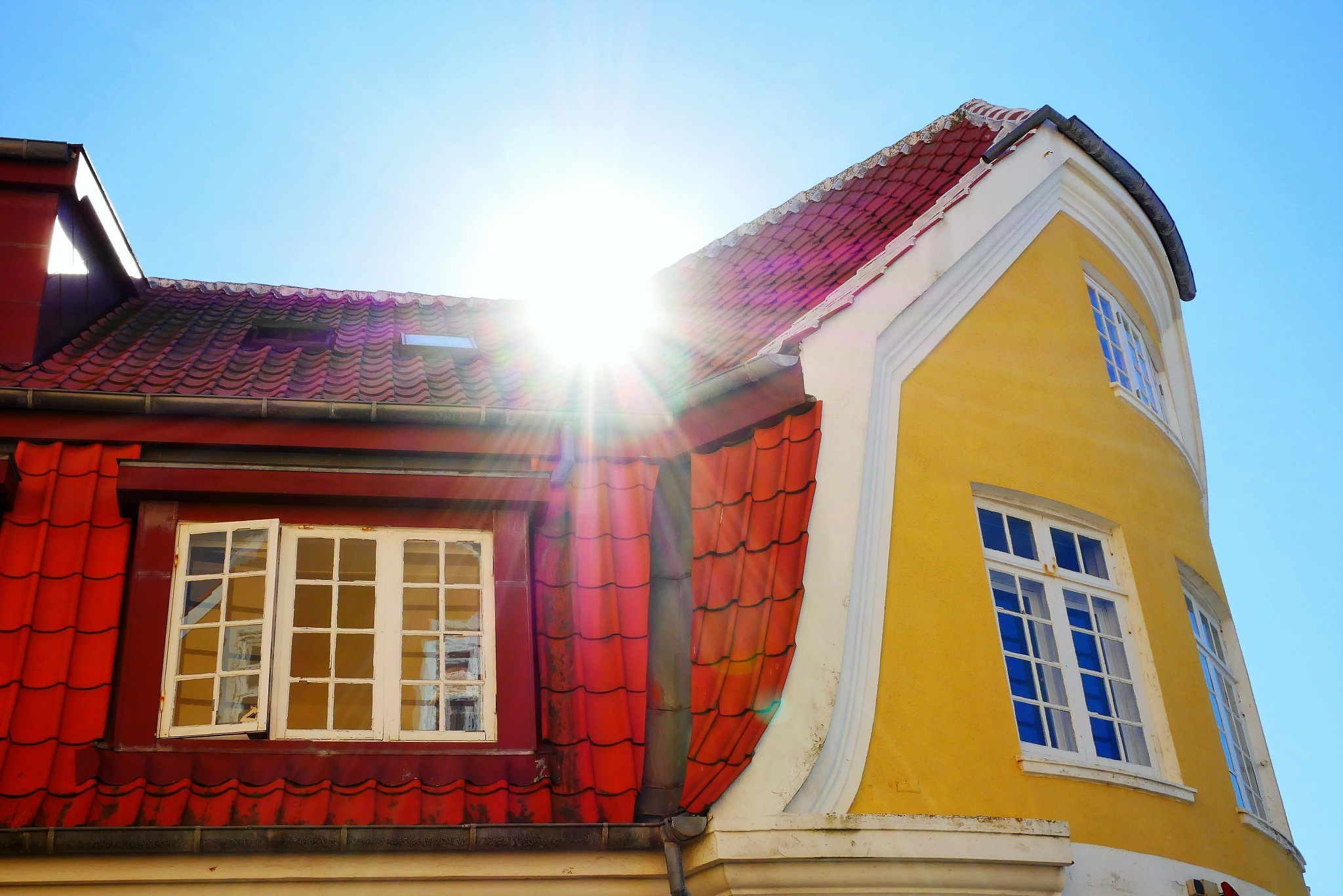 Lovely day in Skagen! by Cicki Jarneberg