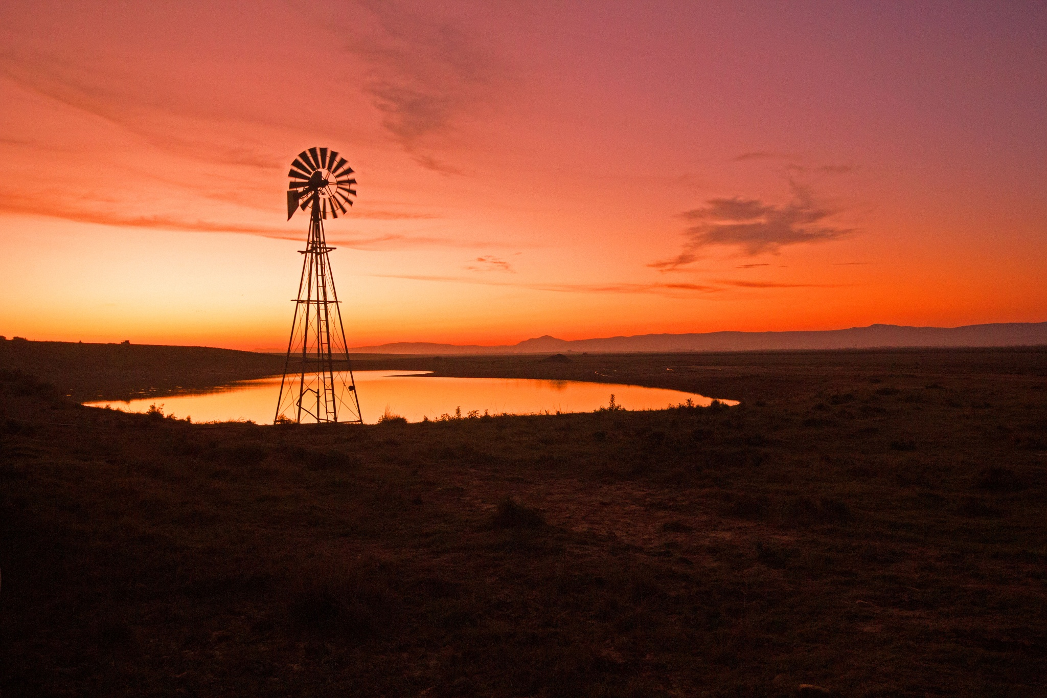 Windmill by Nauta Piscatorque
