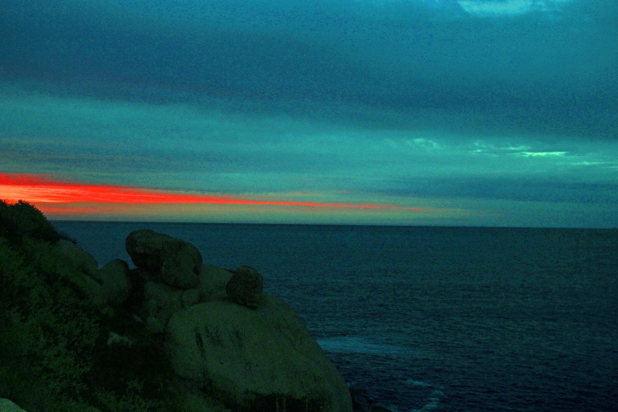 Flame by Nauta Piscatorque
