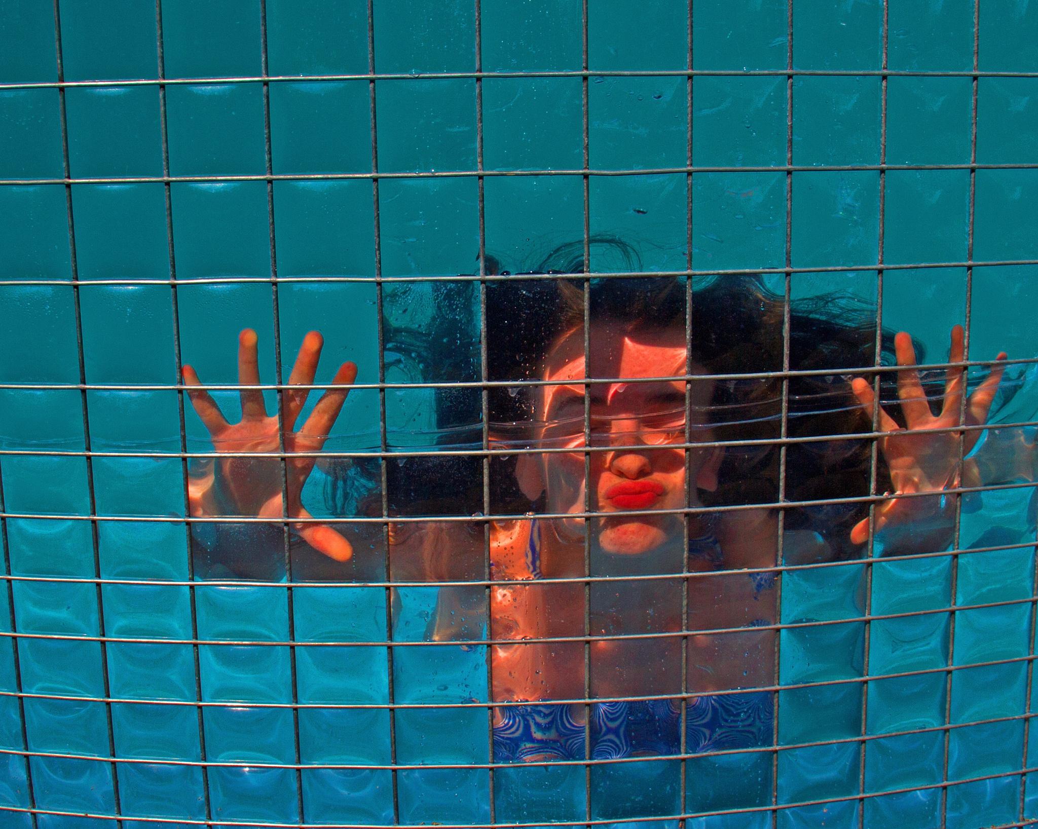 mermaid in cage by Nauta Piscatorque