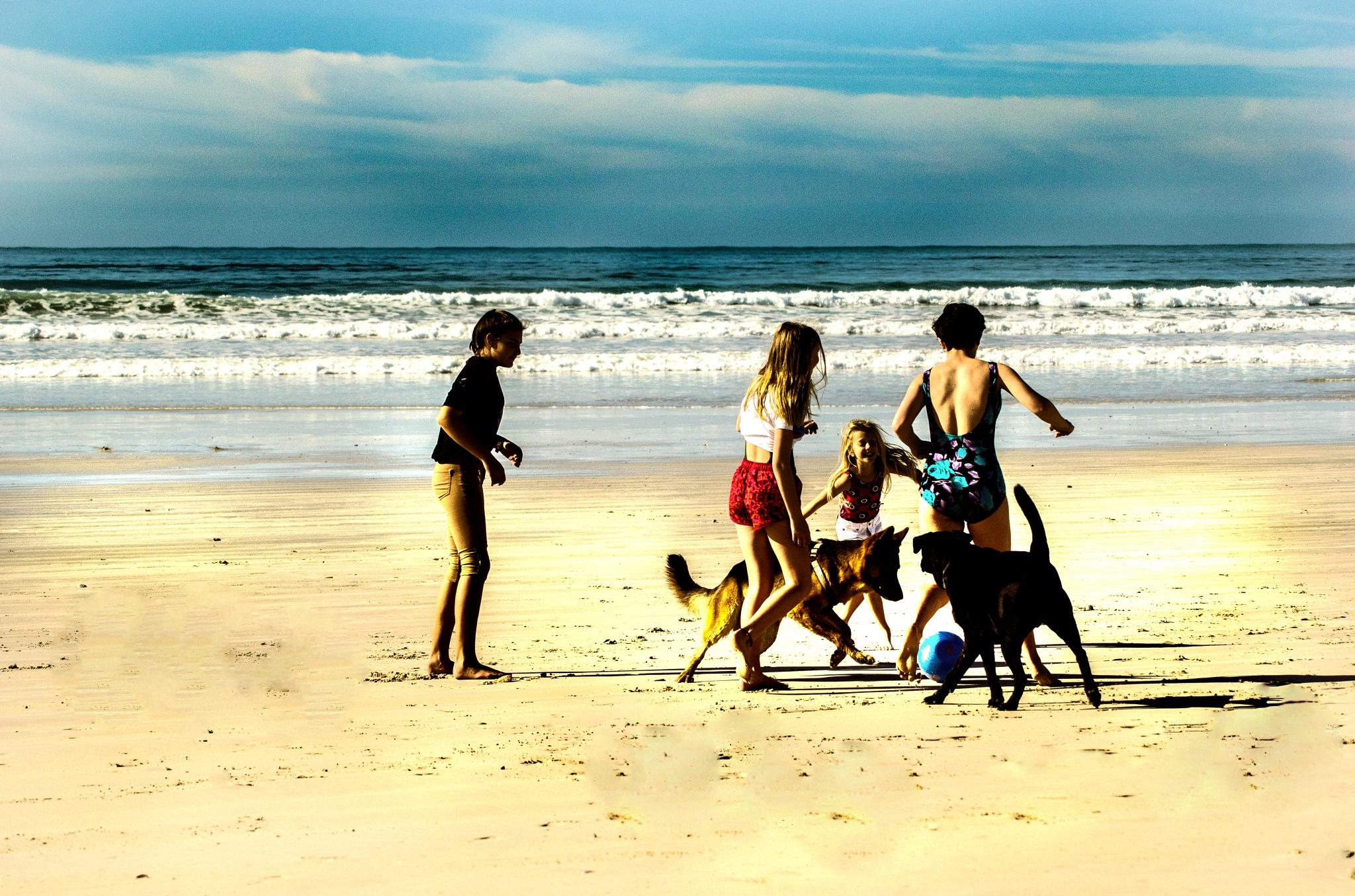Beach soccer by Nauta Piscatorque