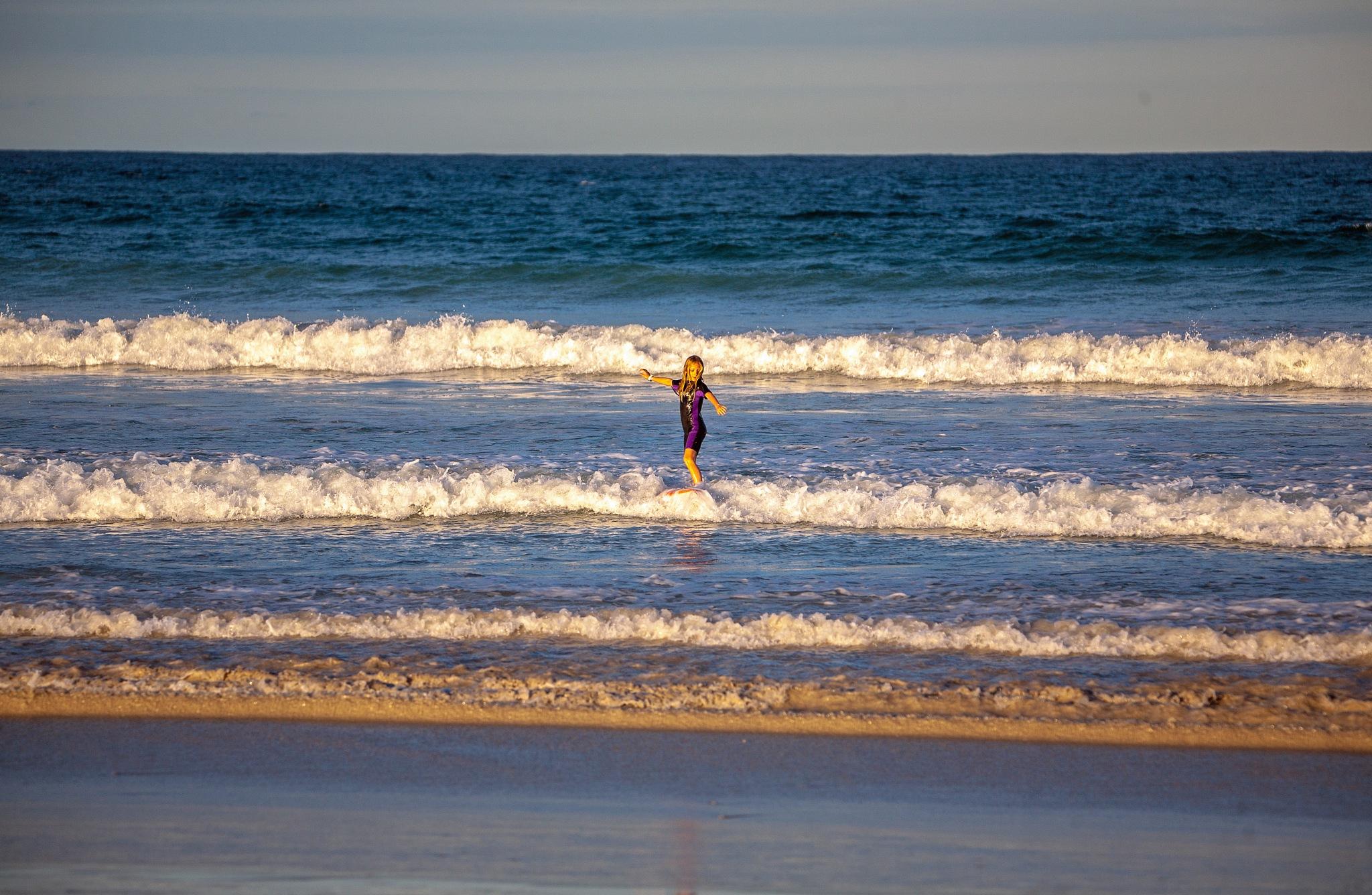 Walking on water by Nauta Piscatorque