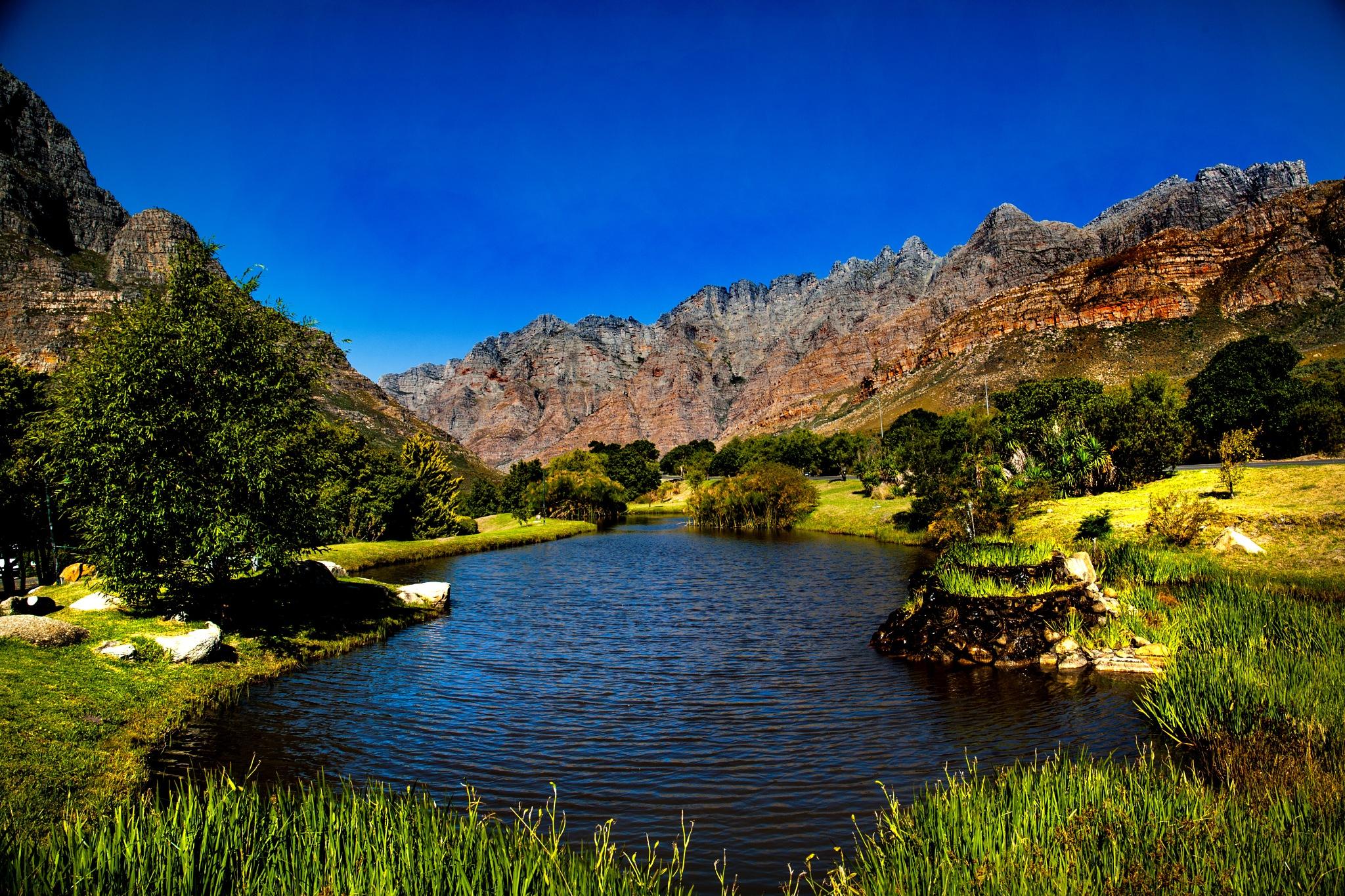 An oasis by Nauta Piscatorque
