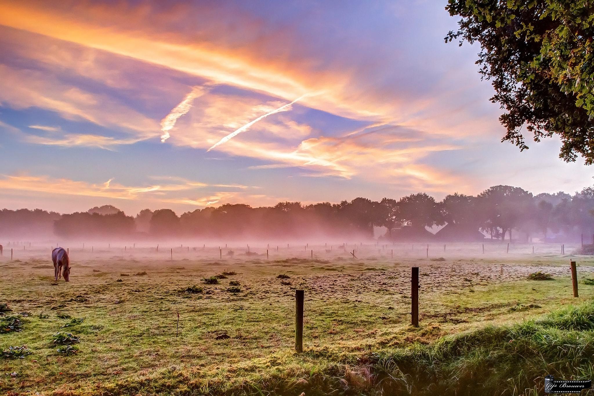 Skyline Uffelte by Gijs Brouwer
