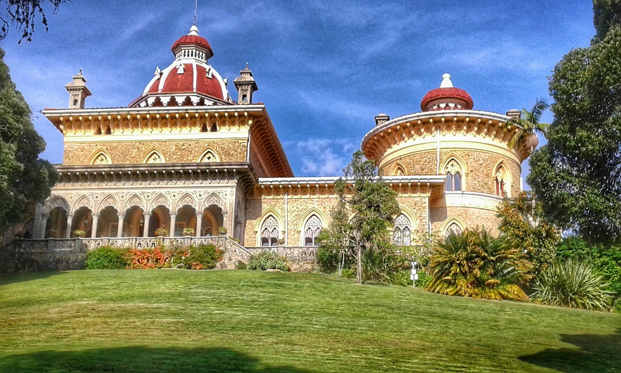 Monserrate Palace, Sintra by Jose Coelho