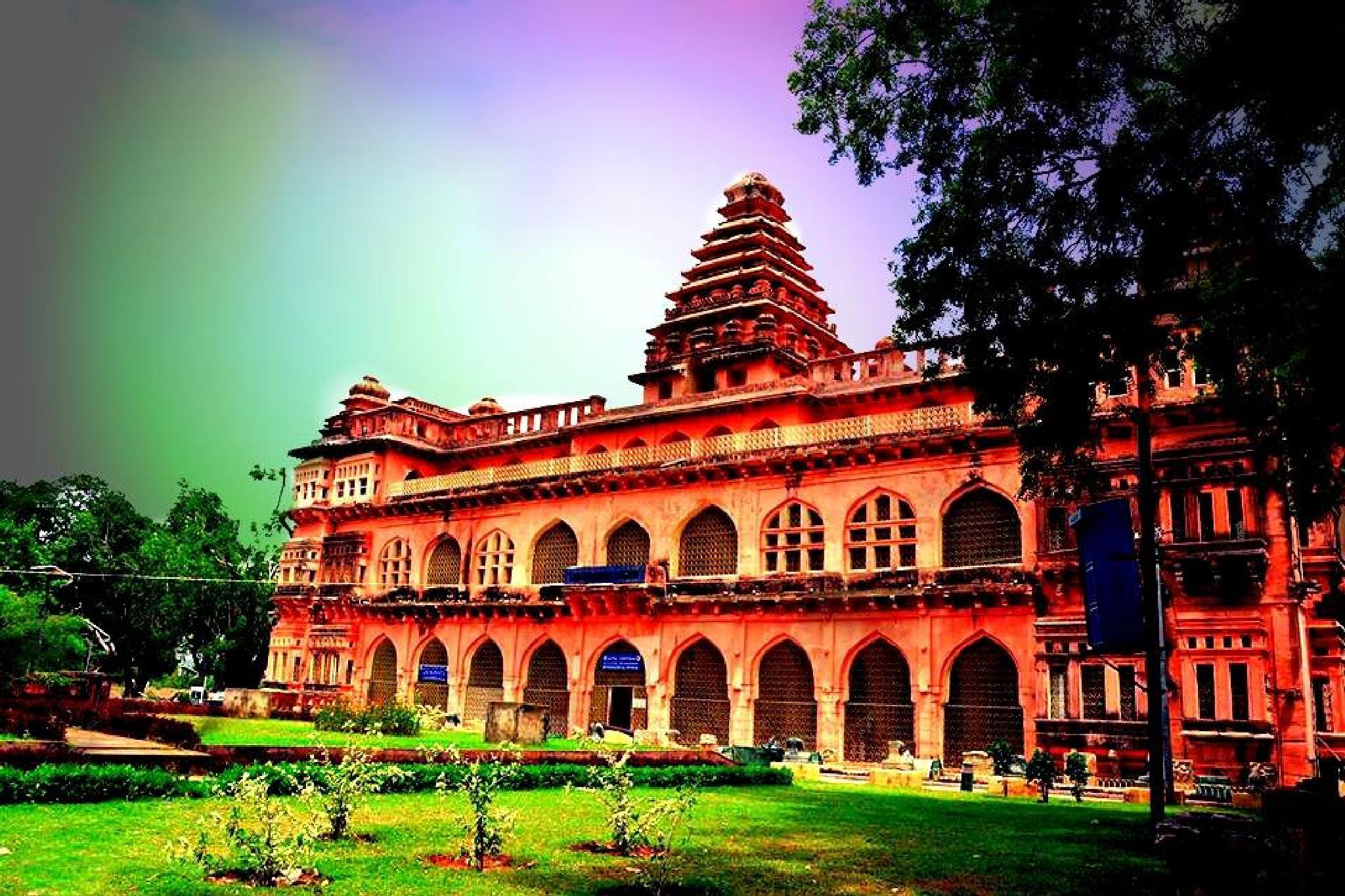 Chandragiri fort by E M Purandhar