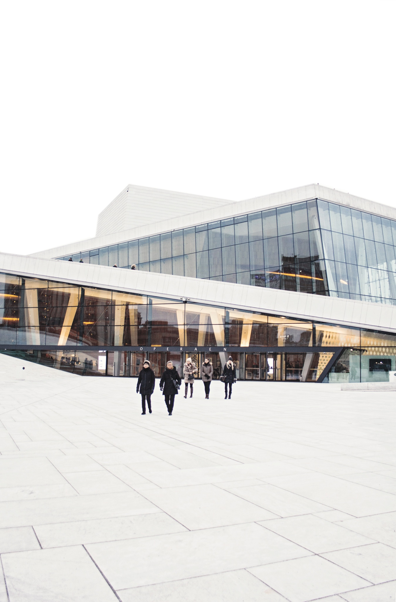 Operaen by Frida Eriksson