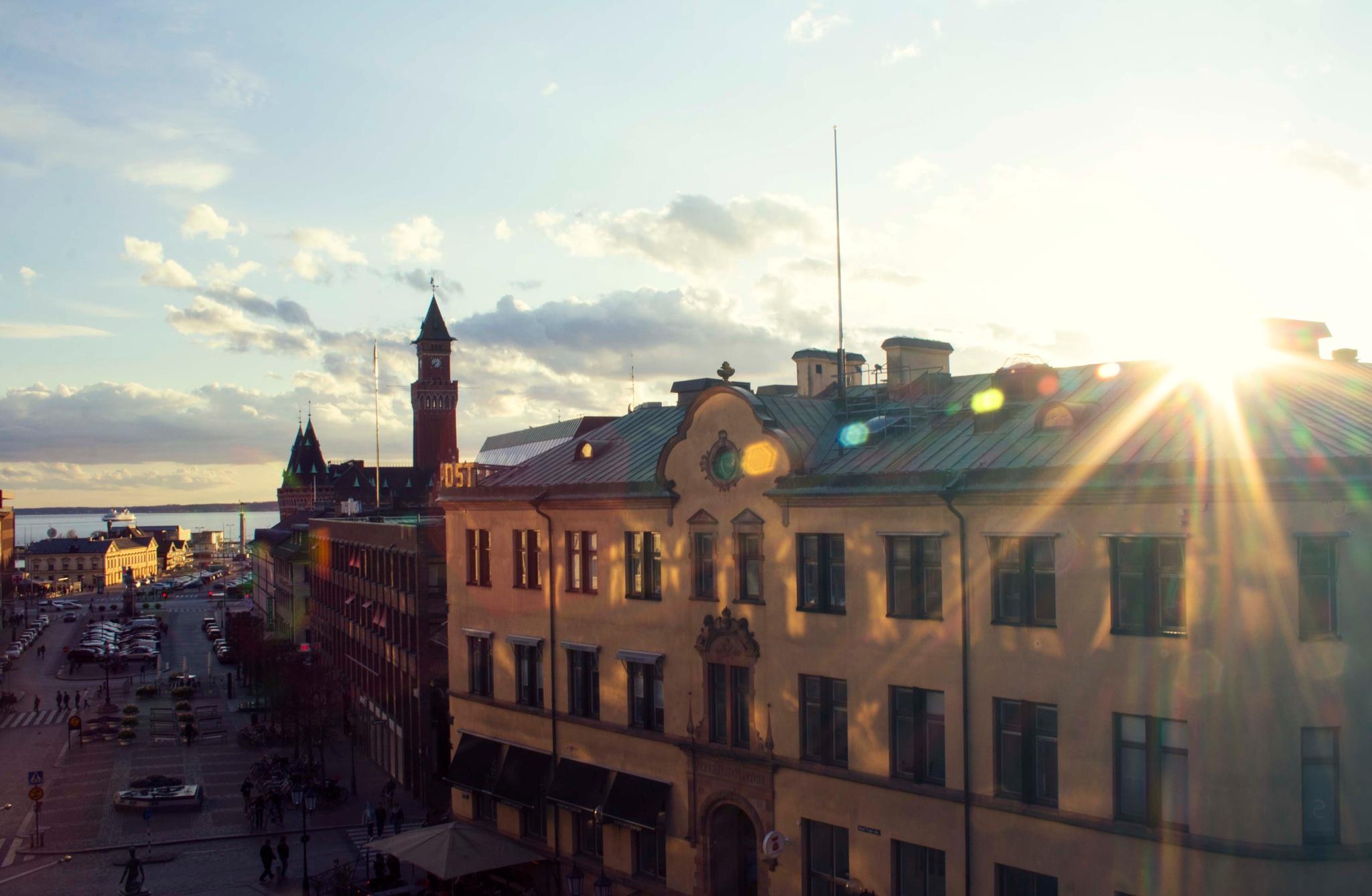 Helsingborg by Frida Eriksson