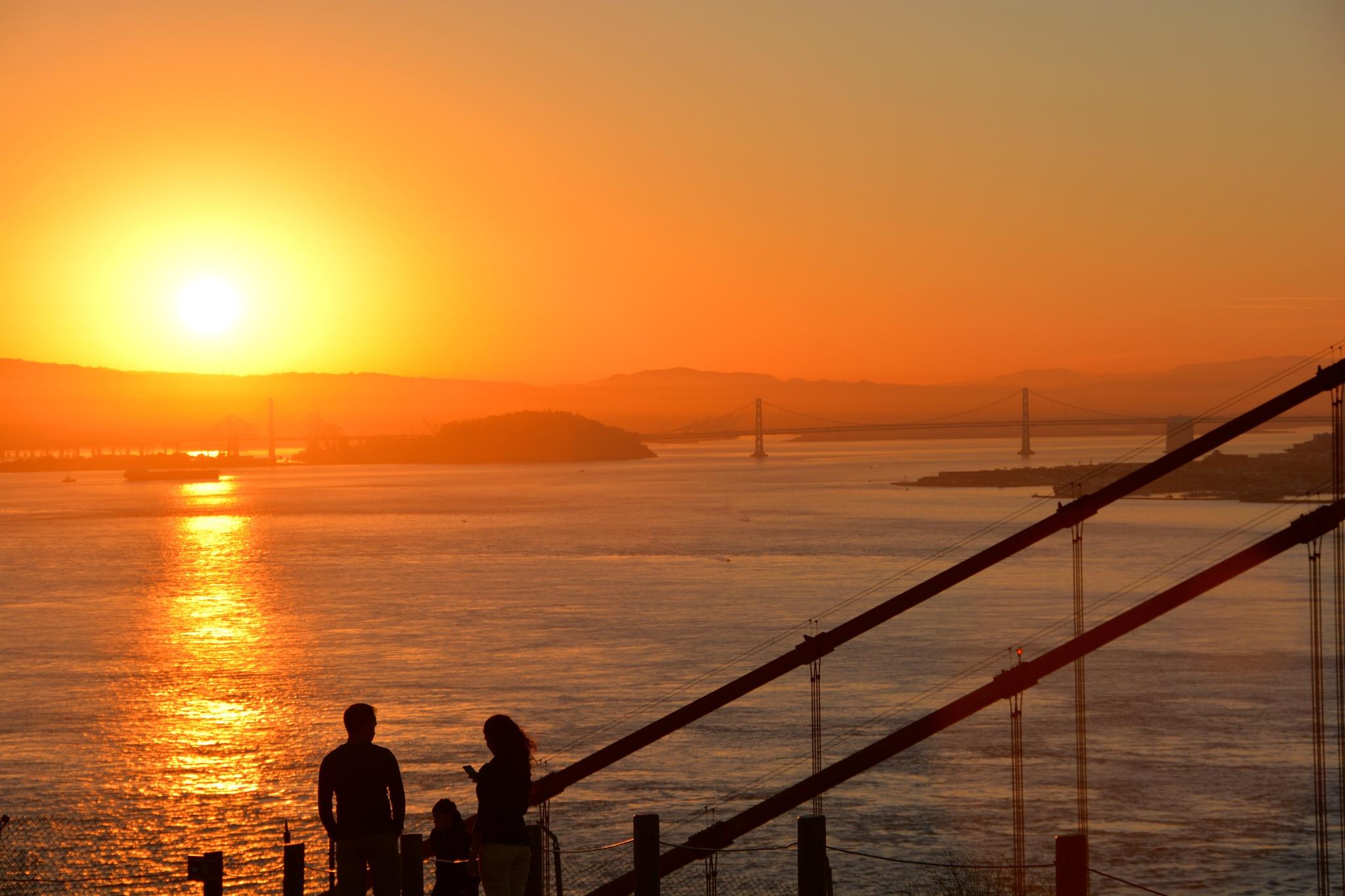 Sunrise by Doug Morrin