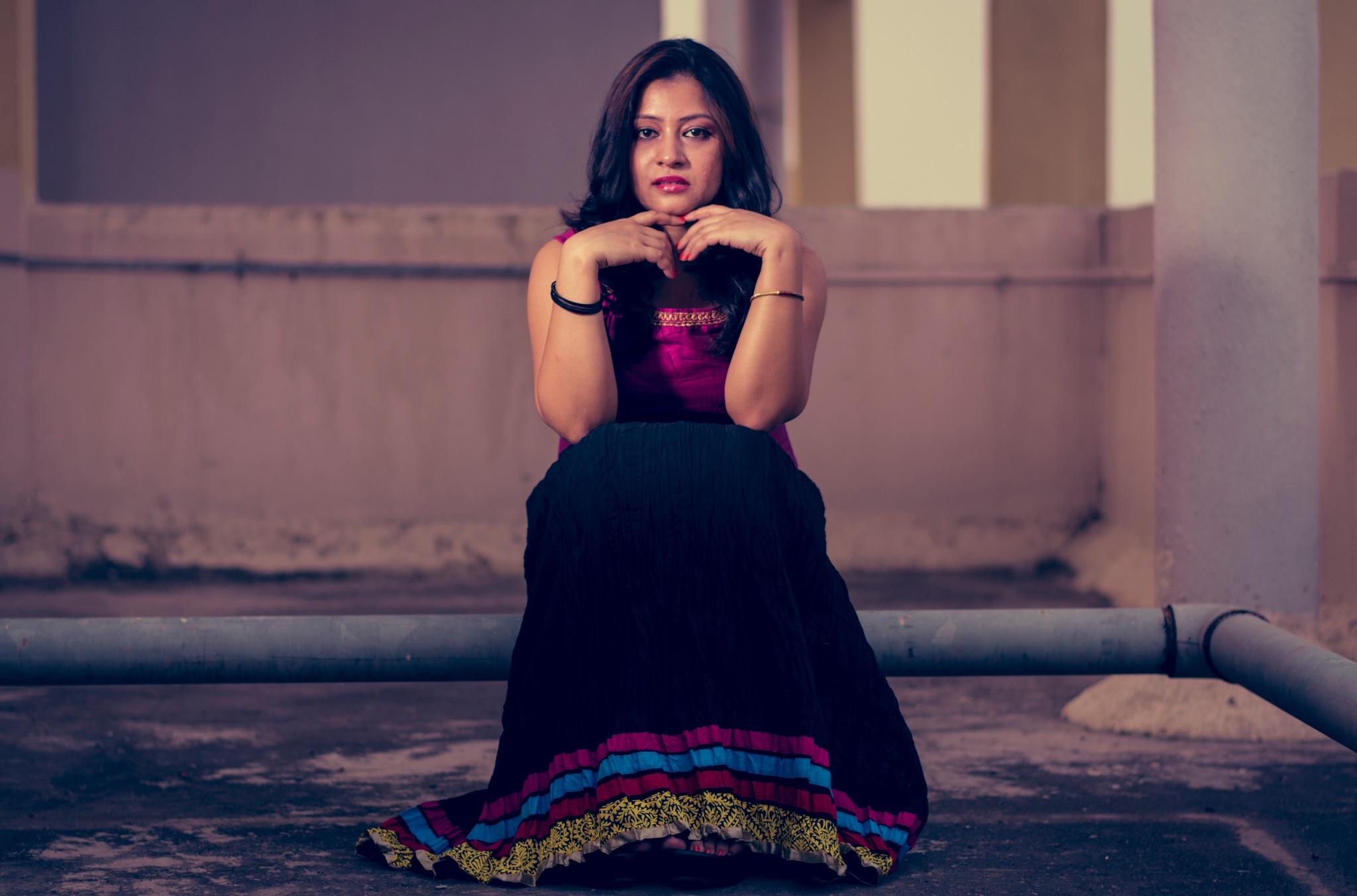 sangita #2 by 361 Degree Photography