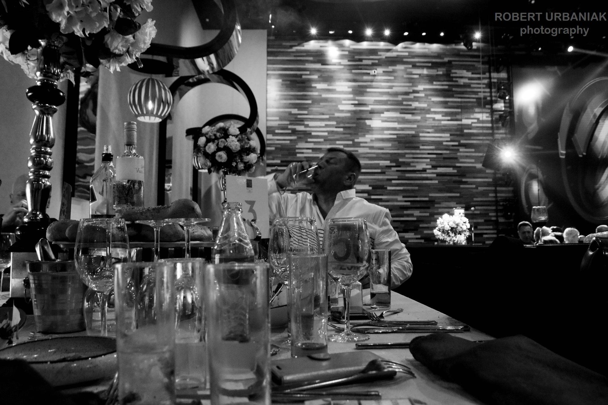 alone drink by Robert Urbaniak