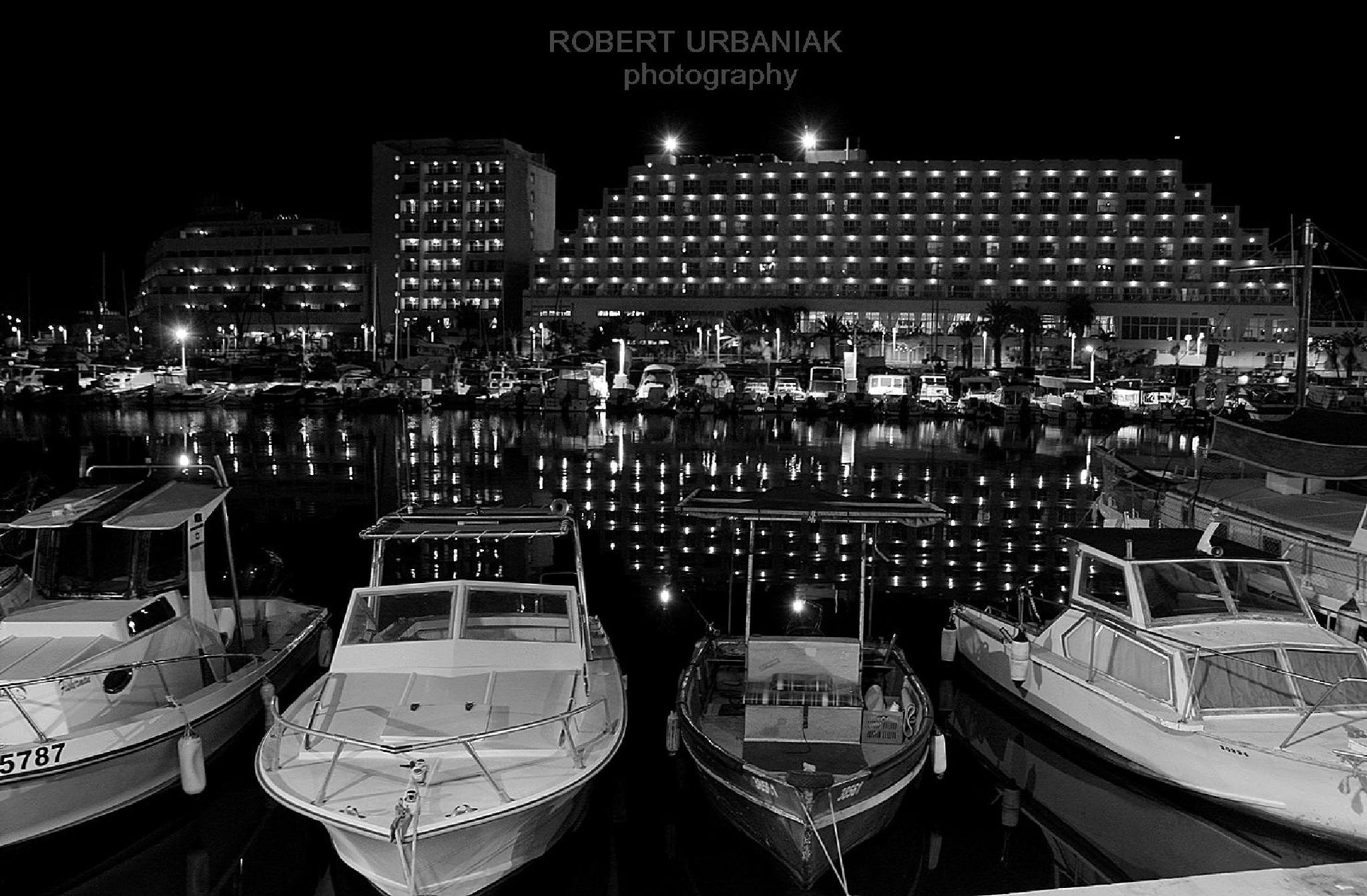 little harbor by Robert Urbaniak