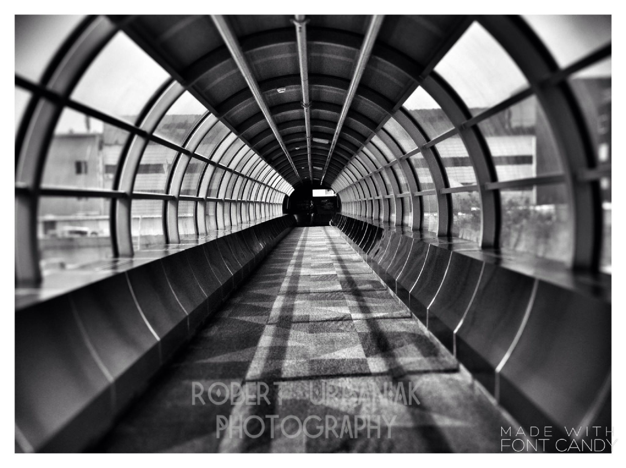Tunnel by Robert Urbaniak